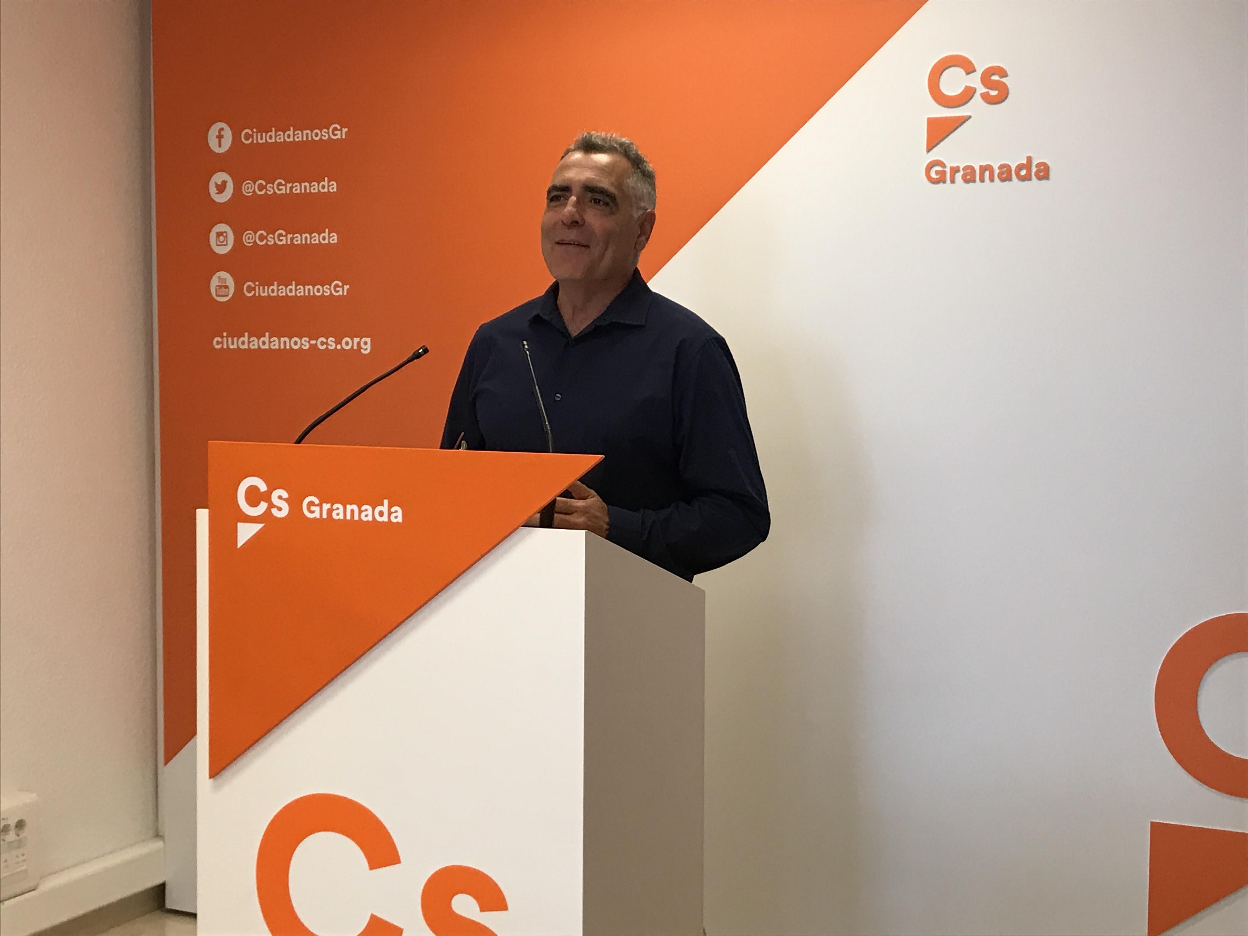 """Ciudadanos apoyará los Presupuestos municipales de Cúllar Vega tras incorporar inversiones """"muy necesarias"""" para el municipio"""