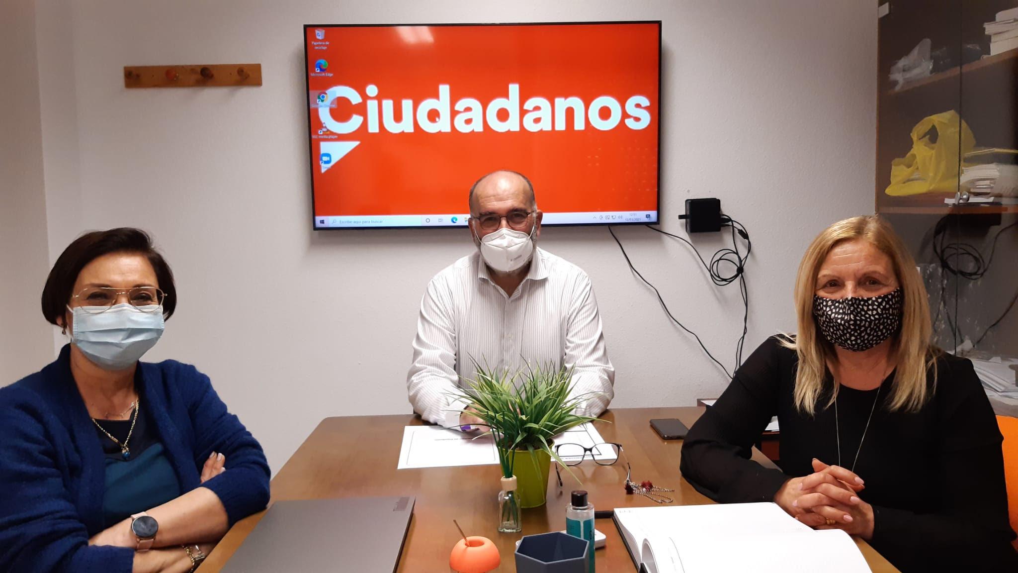 Juanma Ocaña nuevo portavoz de Ciudadanos en el Ayuntamiento de Albolote