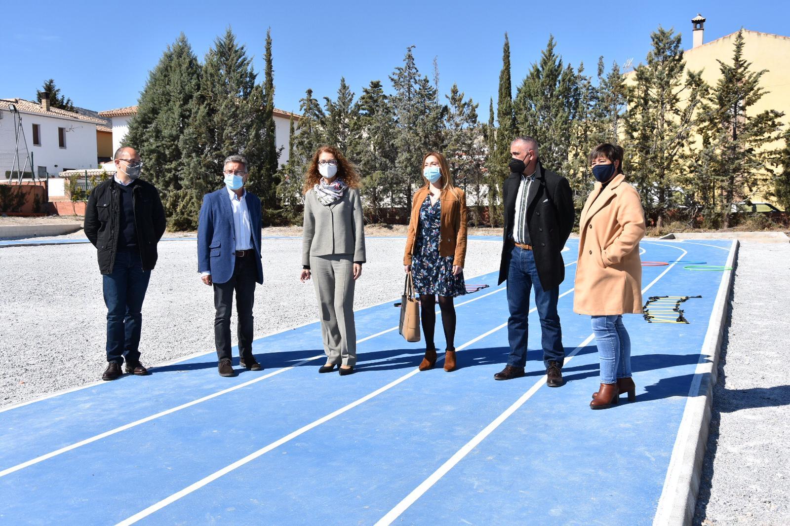 6 centros educativos de Baza se benefician de una inversión de 350.000 euros para obras de ampliación y mejora
