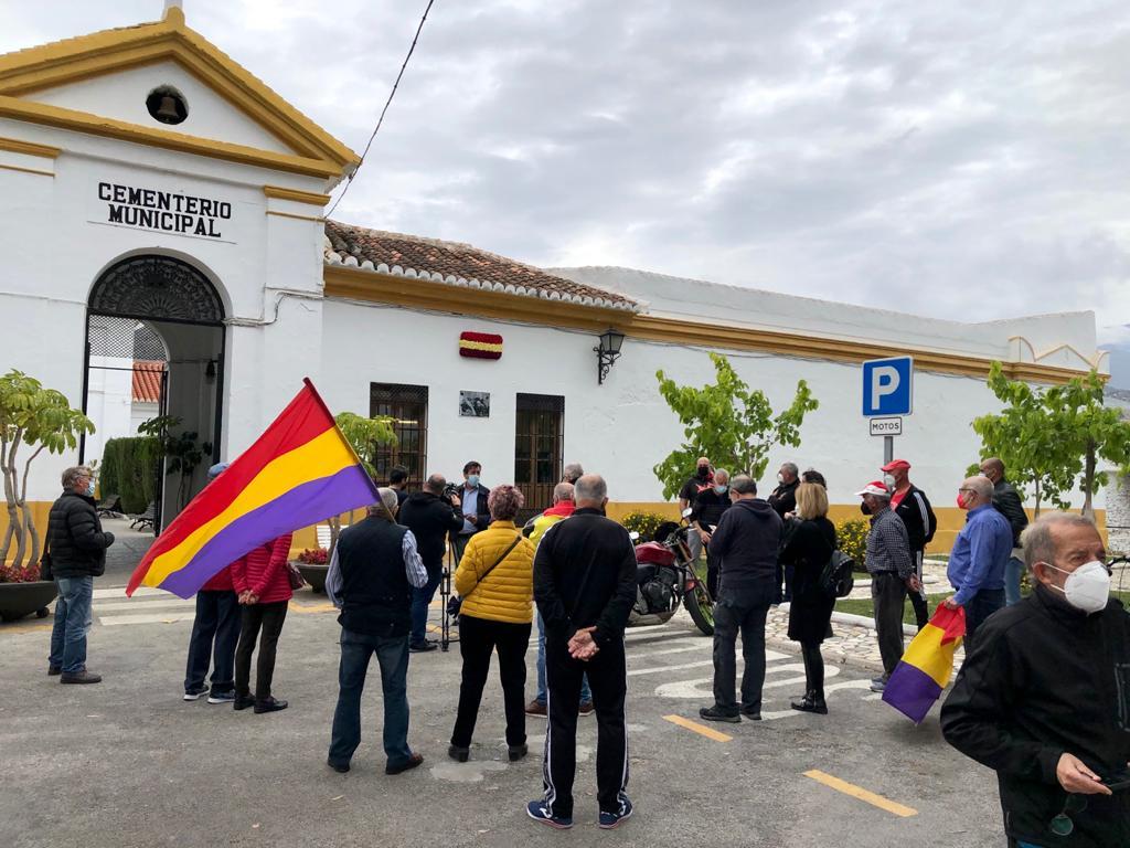 Izquierda Unida hace un llamamiento a la ciudadanía en Motril para avanzar hacia la República