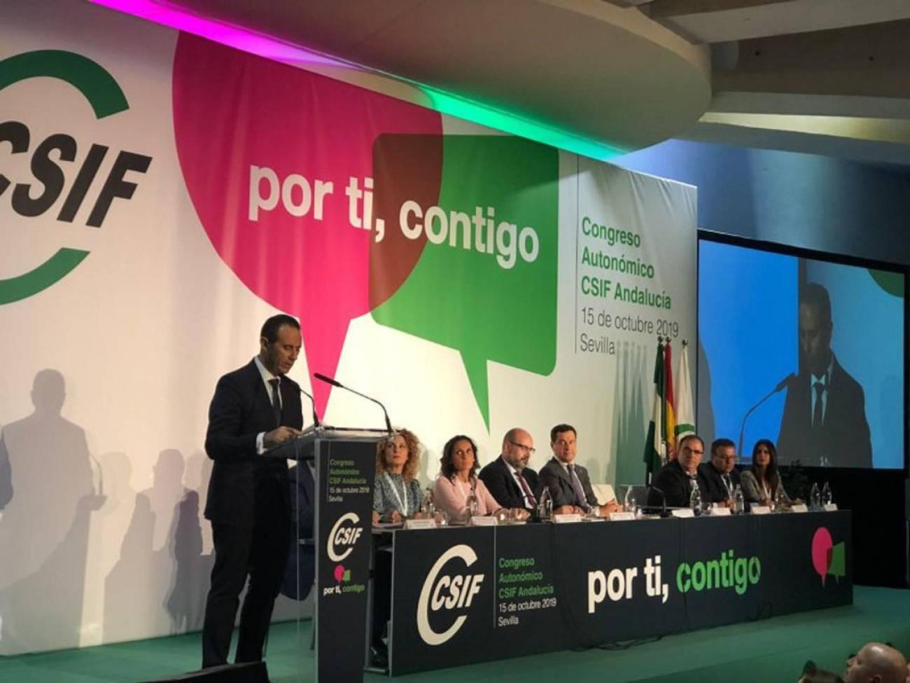CSIF denuncia la pasividad de la Junta ante las reivindicaciones de los 280 docentes de religión en Granada