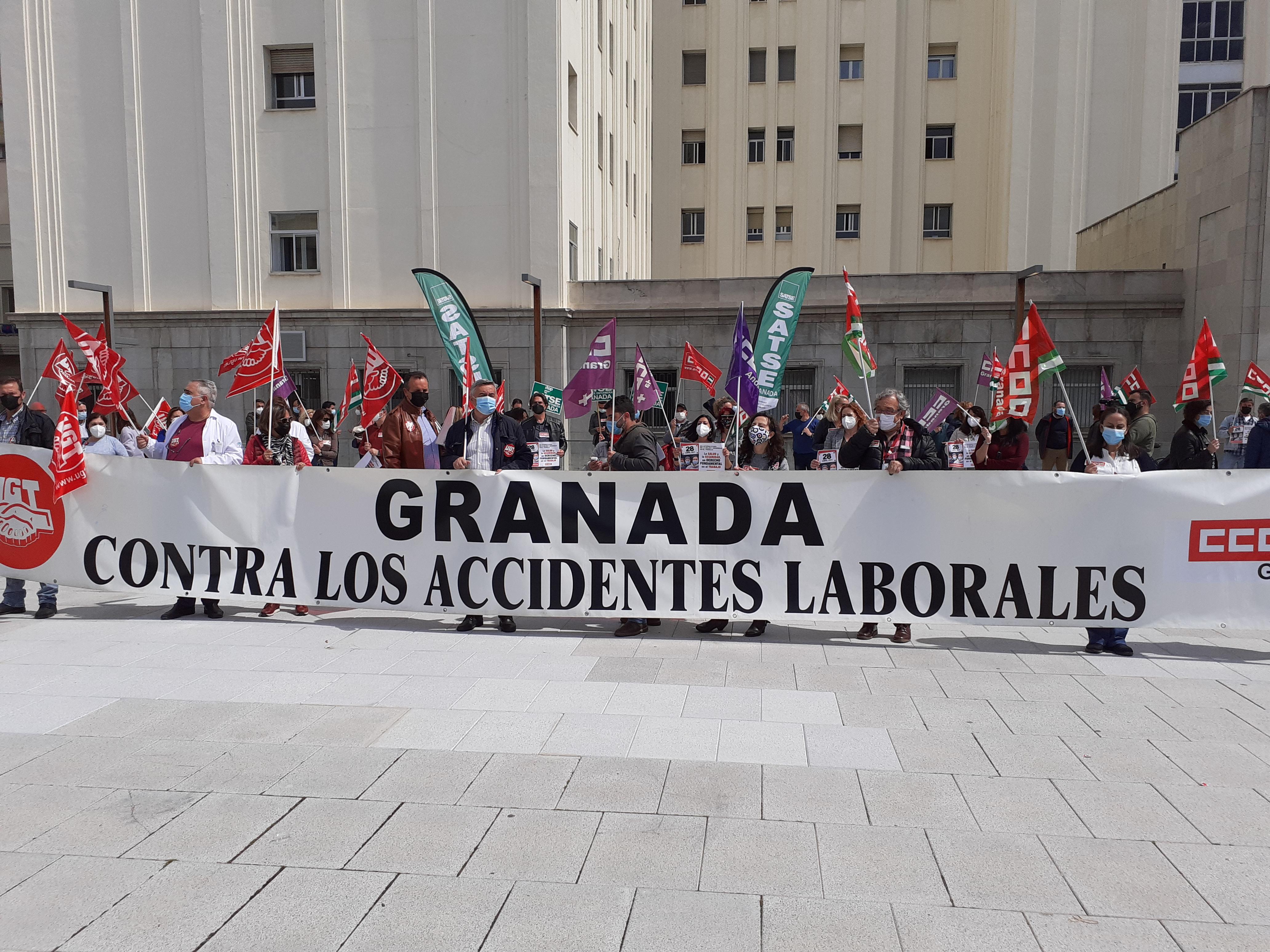 CCOO y UGT reivindican mejoras en las condiciones laborales para garantizar una mayor salud y seguridad