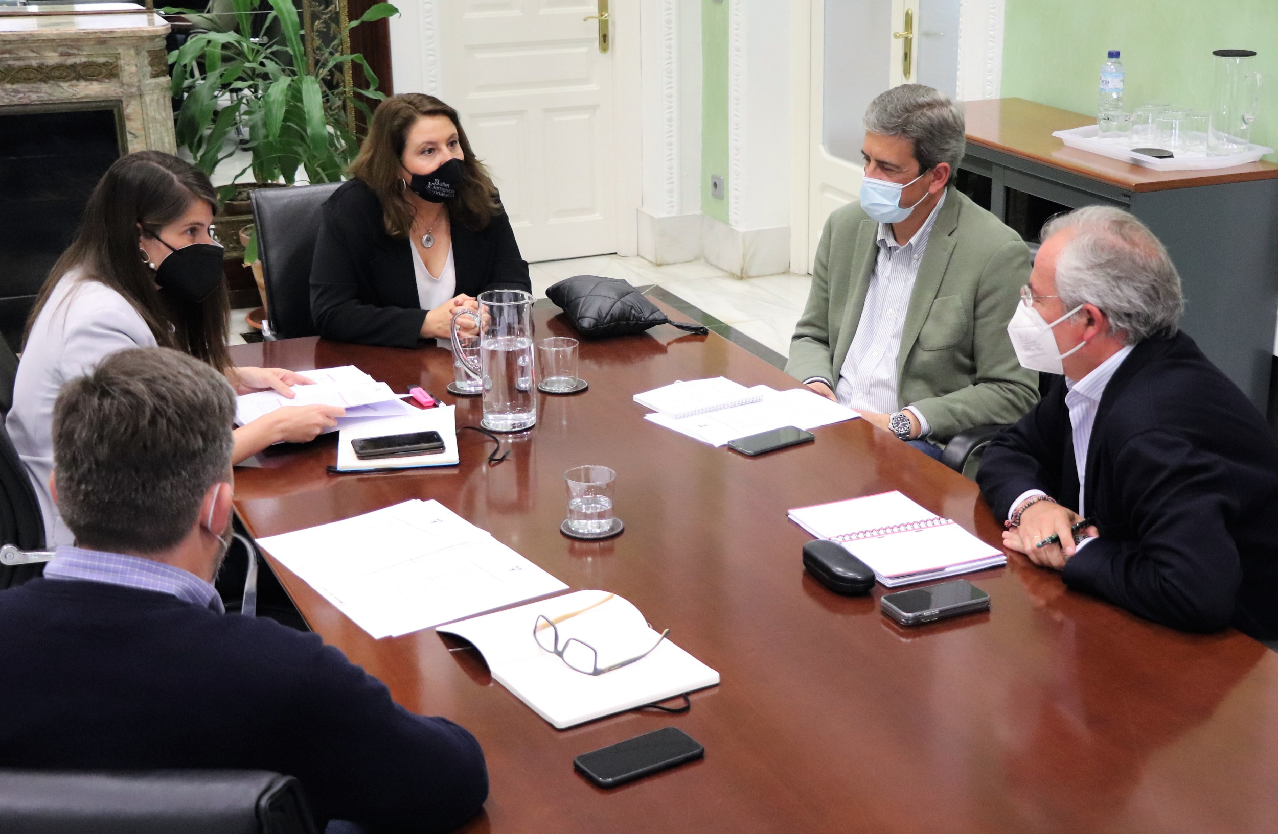 Desarrollo Sostenible avanza en la tramitación del Plan Andaluz de Caza
