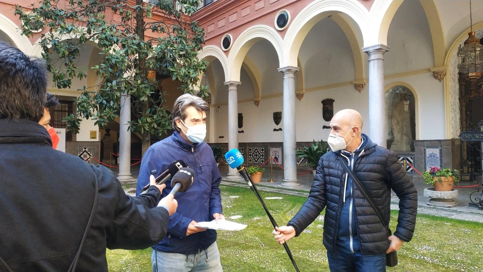 """Podemos-IU denuncia que la """"propaganda"""" del alcalde en Tg7 cuesta 400.000 euros al año"""
