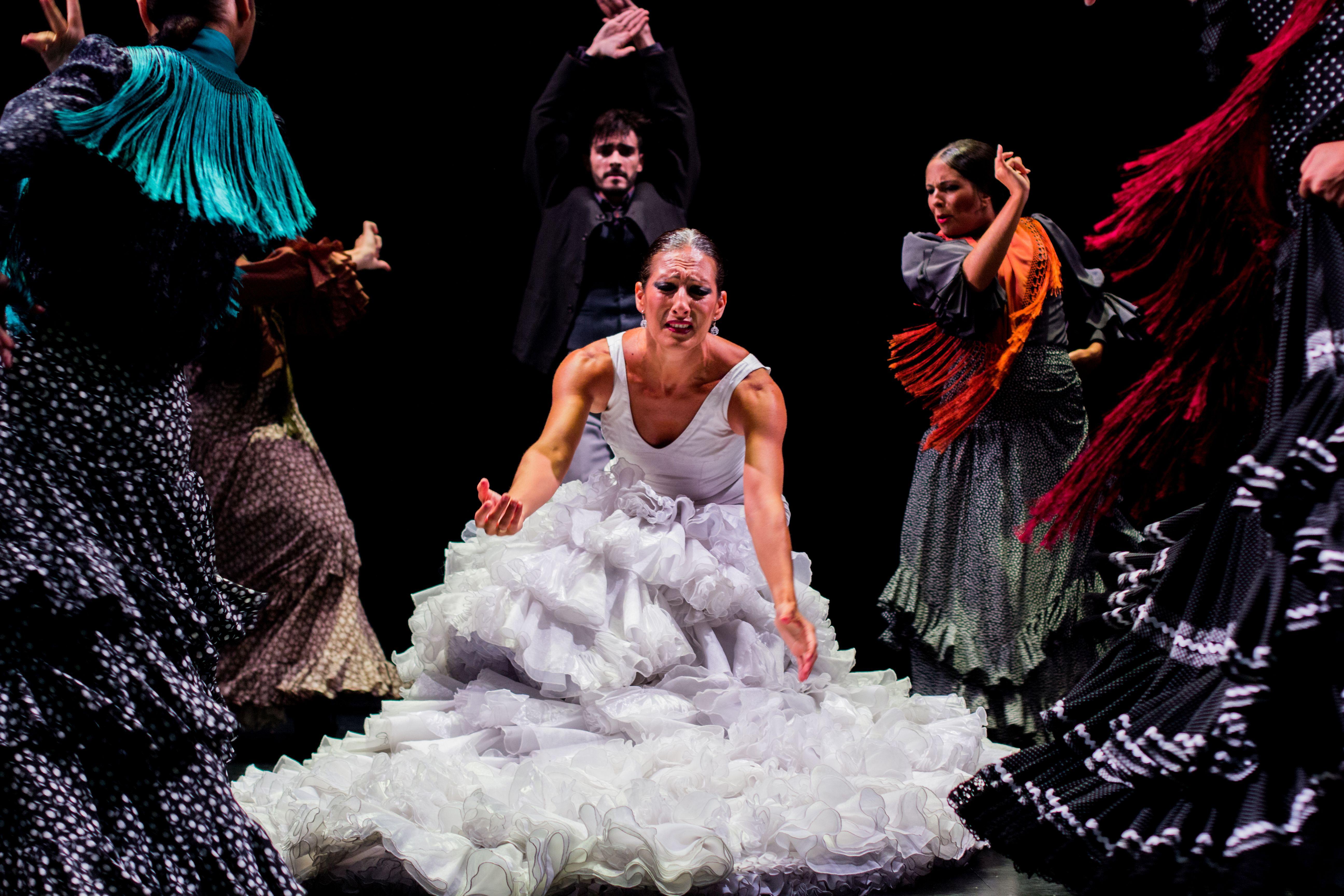 El Teatro Alhambra acoge el espectáculo '25 aniversario' del Ballet Flamenco de Andalucía