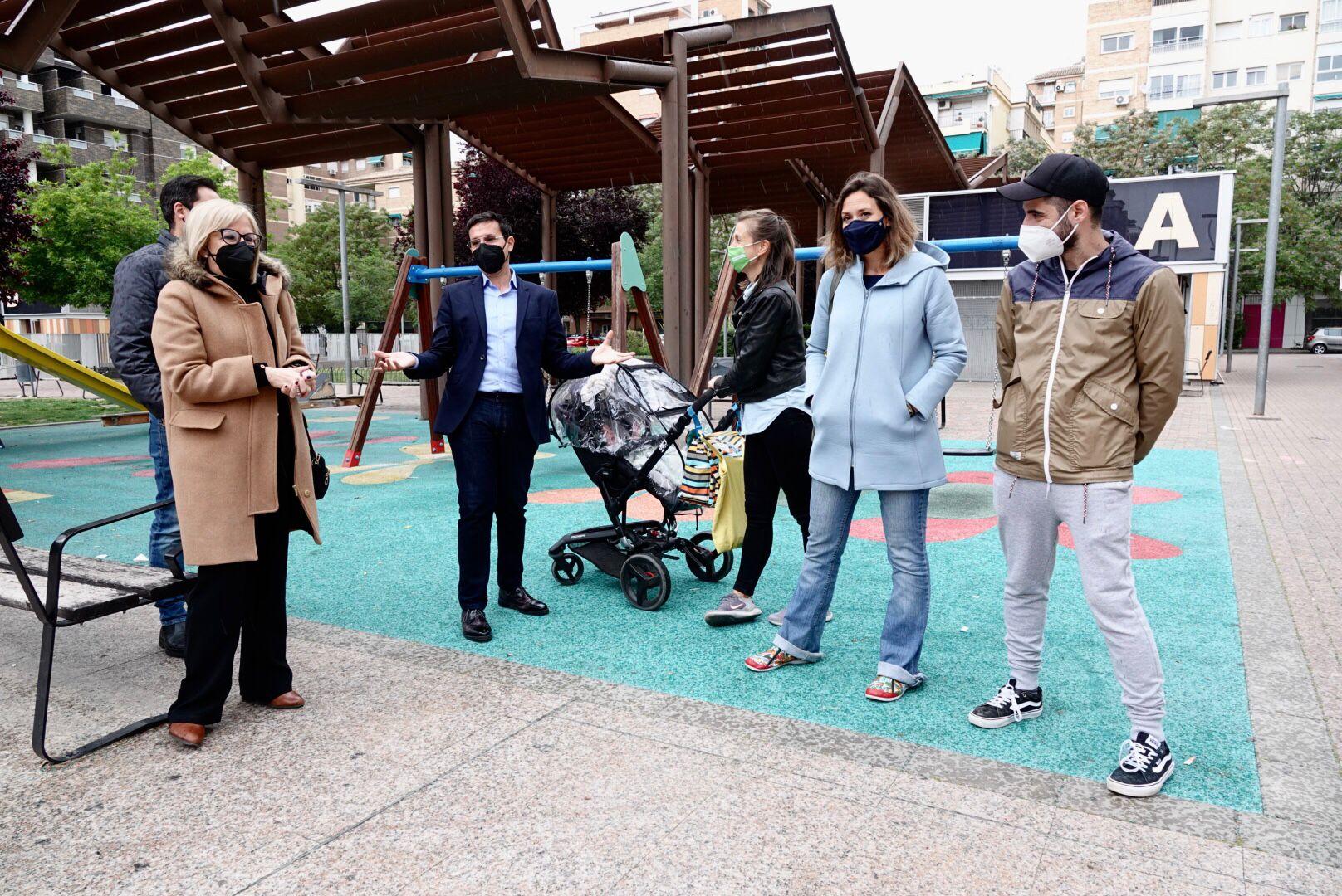 Cuenca pide a la Junta que permita abrir los parques infantiles