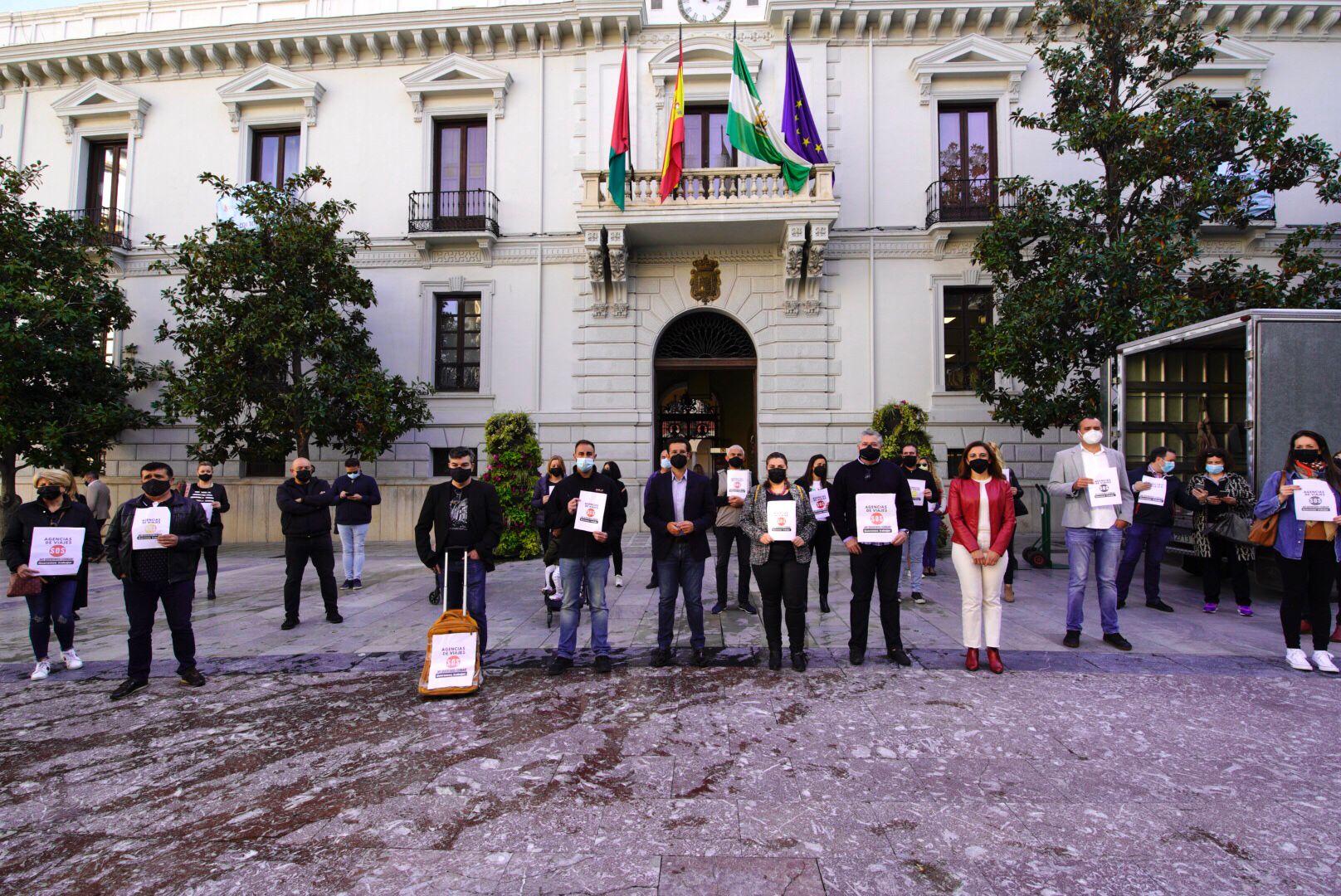 El PSOE pide ayudas directas de las Administraciones para las agencias de viajes