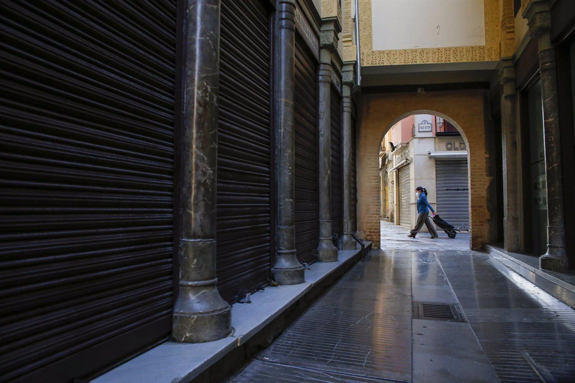 El PSOE se suma a la petición de los Centros Comerciales Abiertos y demanda a la Junta que aumente las ayudas