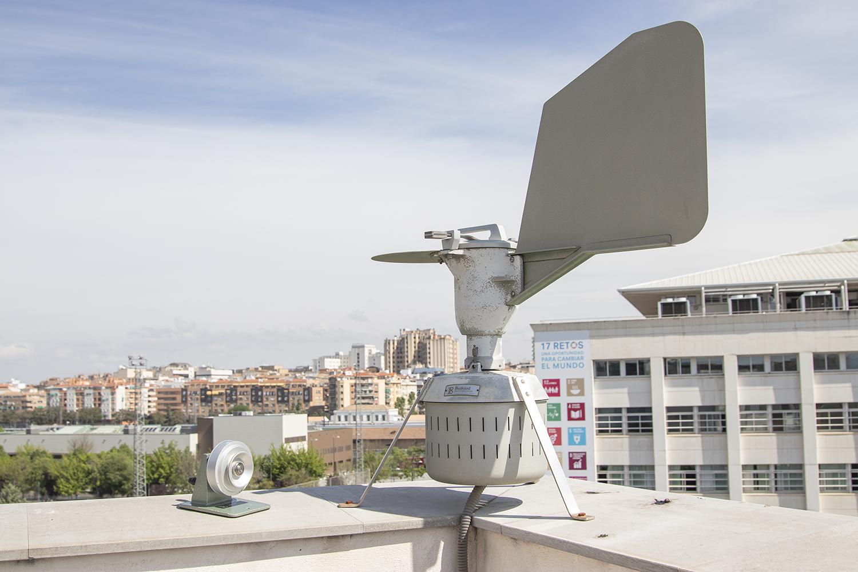 La estación aerobiológica de la UGR ofrece información actualizada sobre los niveles de polen en Granada