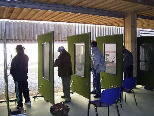 El centro de tiro olímpico de Las Gabias cierra sus puertas tras dos casos positivos