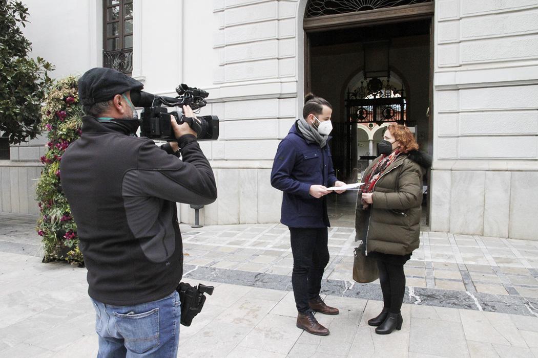 IU eleva al Parlamento la falta de personal de seguridad del metro de Granada