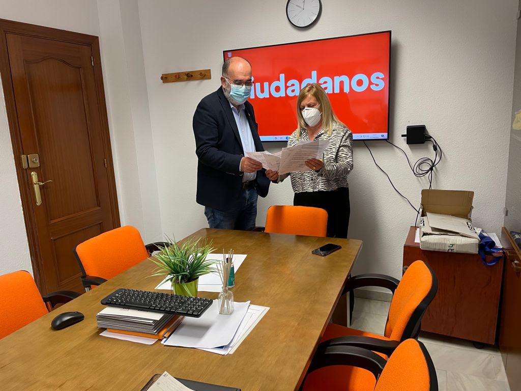 """Ciudadanos resalta el """"esfuerzo"""" del Ayuntamiento de Albolote por alcanzar una calidad educativa """"de primer nivel"""""""