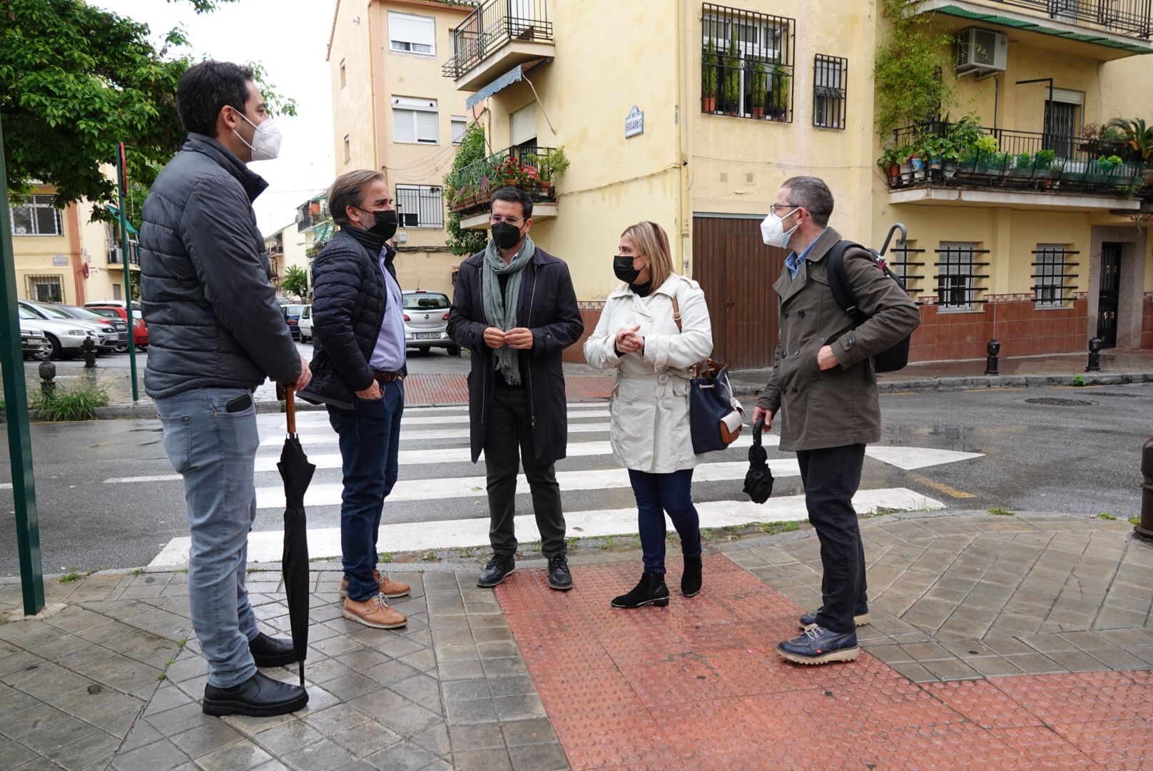 El PSOE pide al PP que se acoja a los planes de vivienda del Gobierno para rehabilitar Chana y Norte