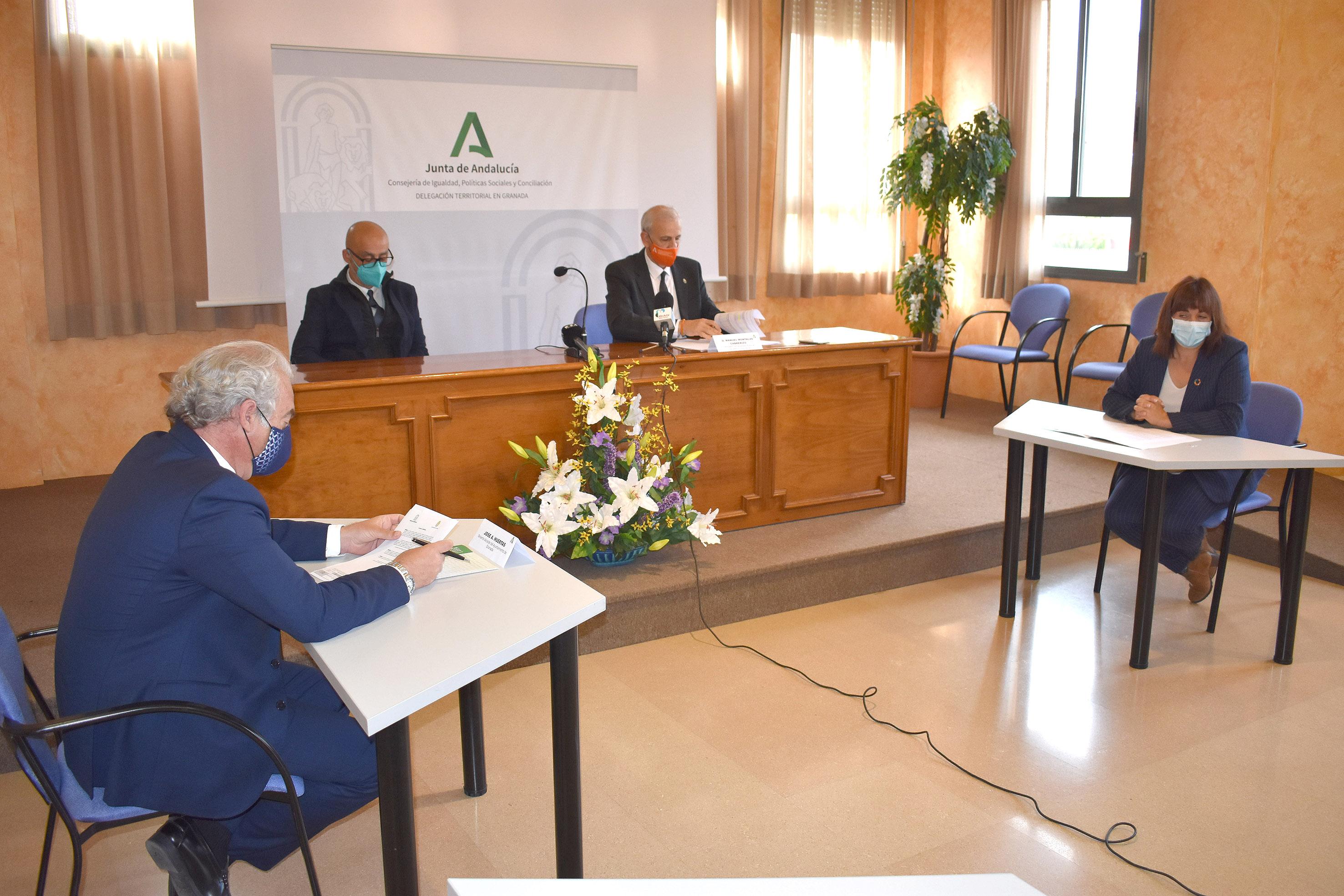 Diputación atiende a 675 menores en riesgo de exclusión social y a 315 familias con dificultades de la provincia