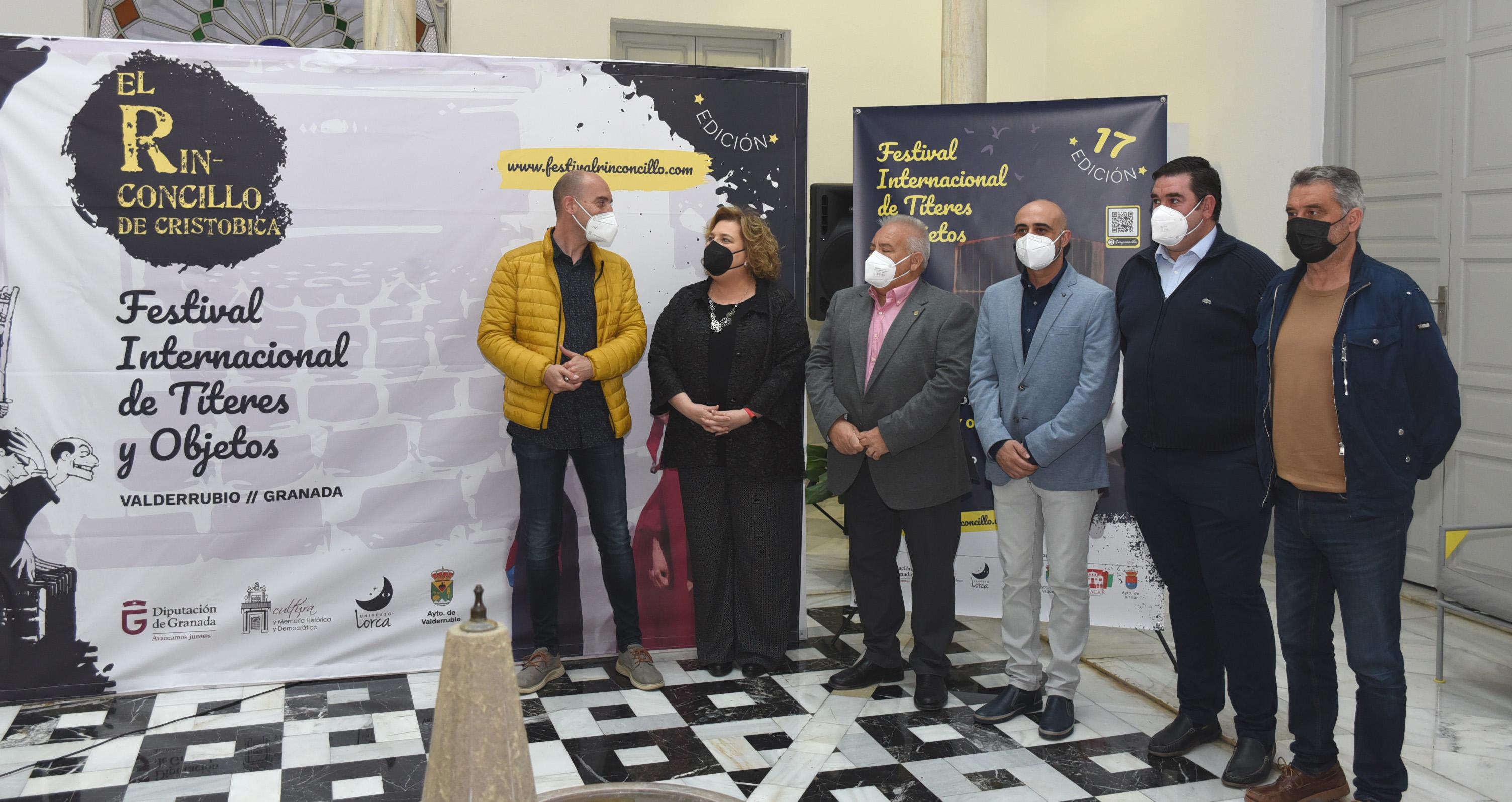 El Rinconcillo de Cristobica llevará el teatro de títeres a 8 municipios de la provincia
