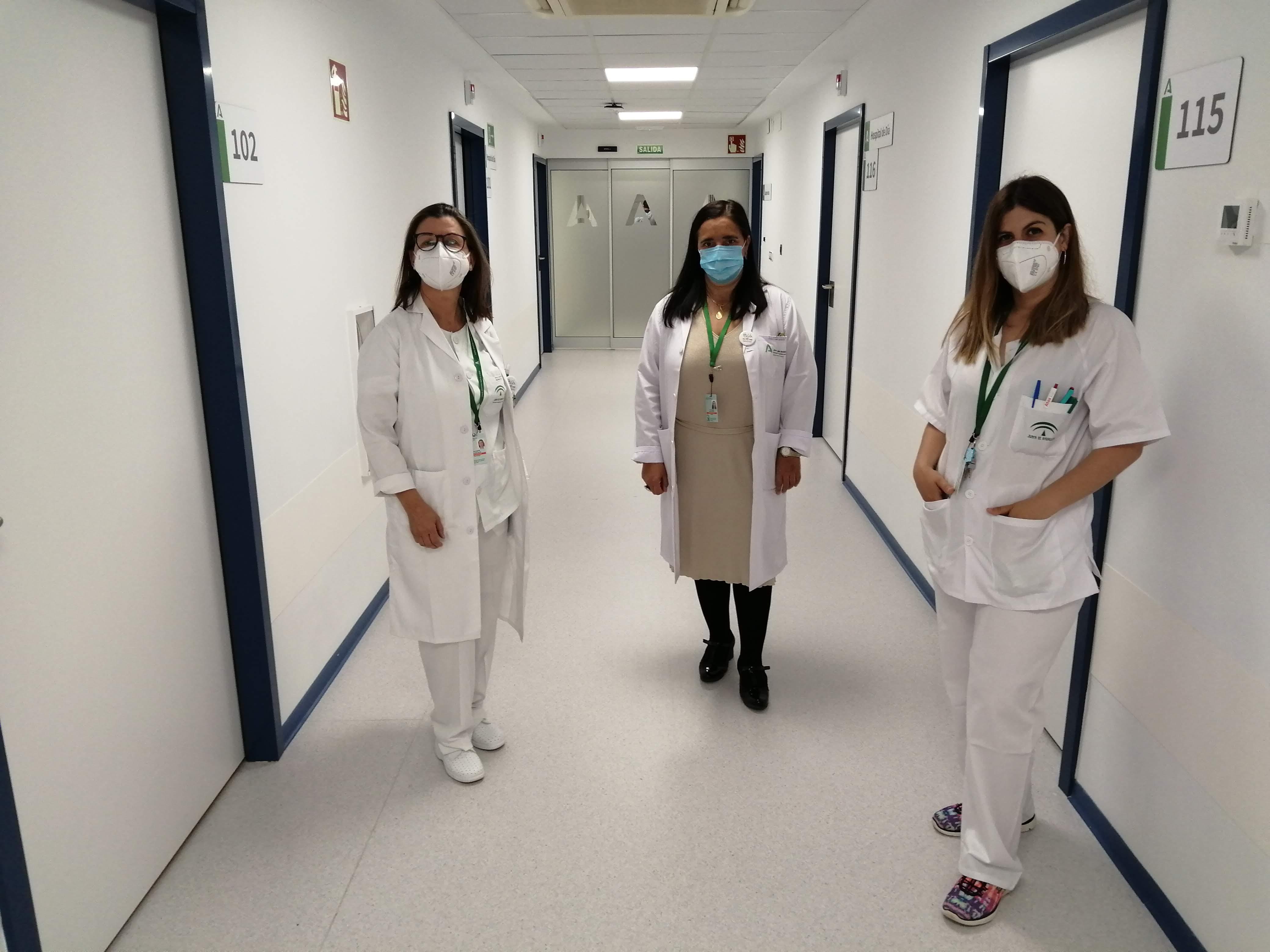 El Hospital Virgen de las Nieves renueva el área de Neumología que gana en confort y funcionalidad