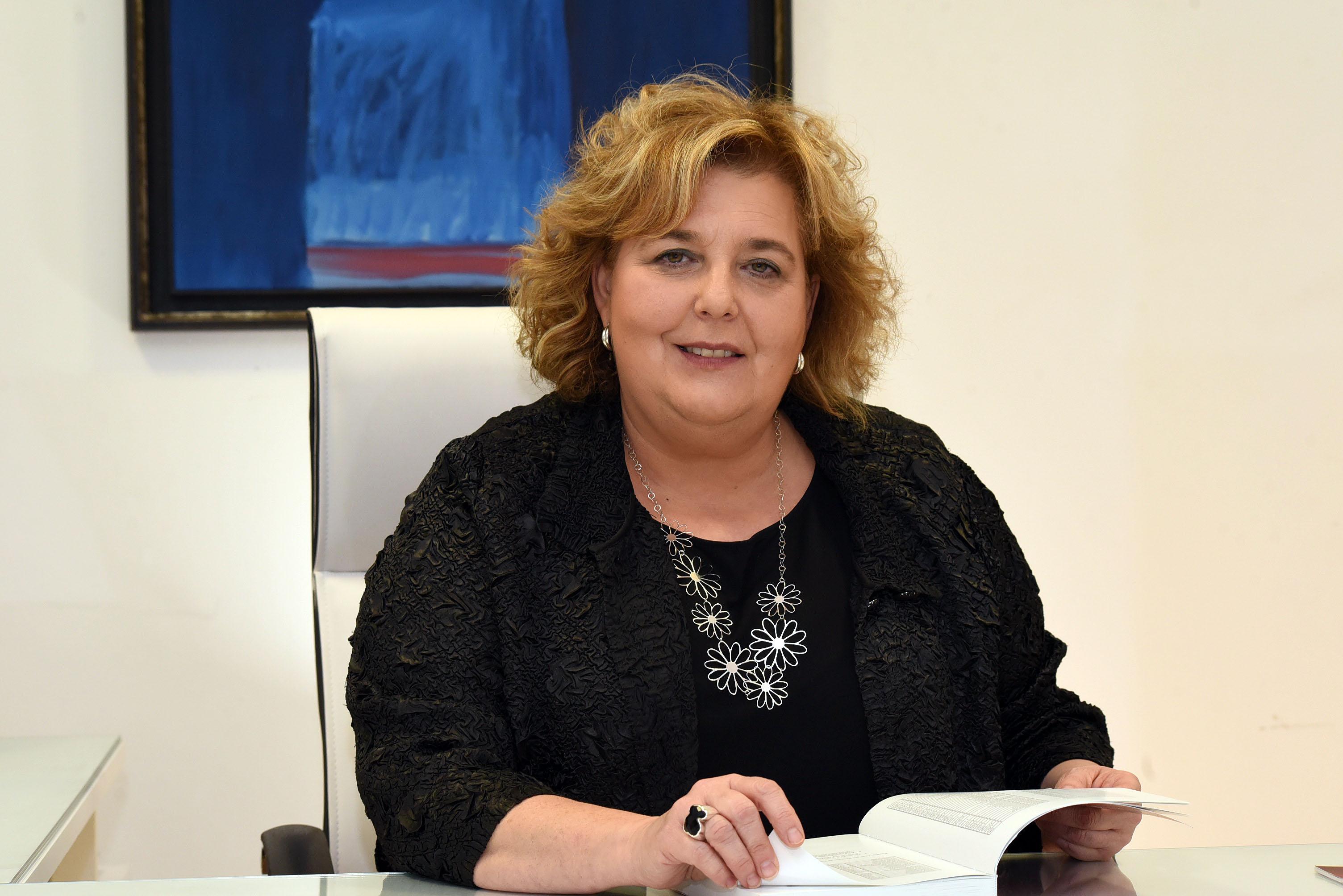 Fátima Gómez será la vicepresidenta primera de Diputación