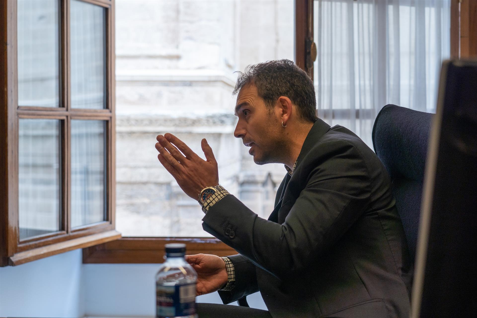 Valero cree que la marca Adelante Andalucía debería «guardarse en el cajón» en las próximas elecciones autonómicas