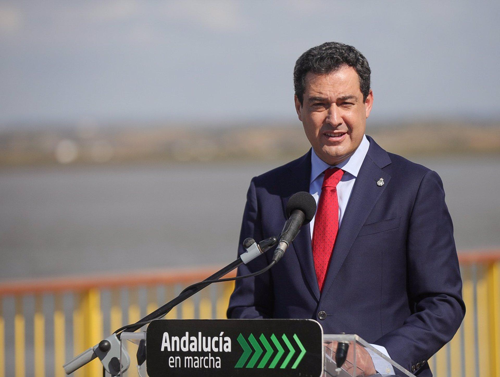 Moreno: «Las primeras horas sin estado de alarma confirman lo que veníamos avisando» por decisión del Gobierno