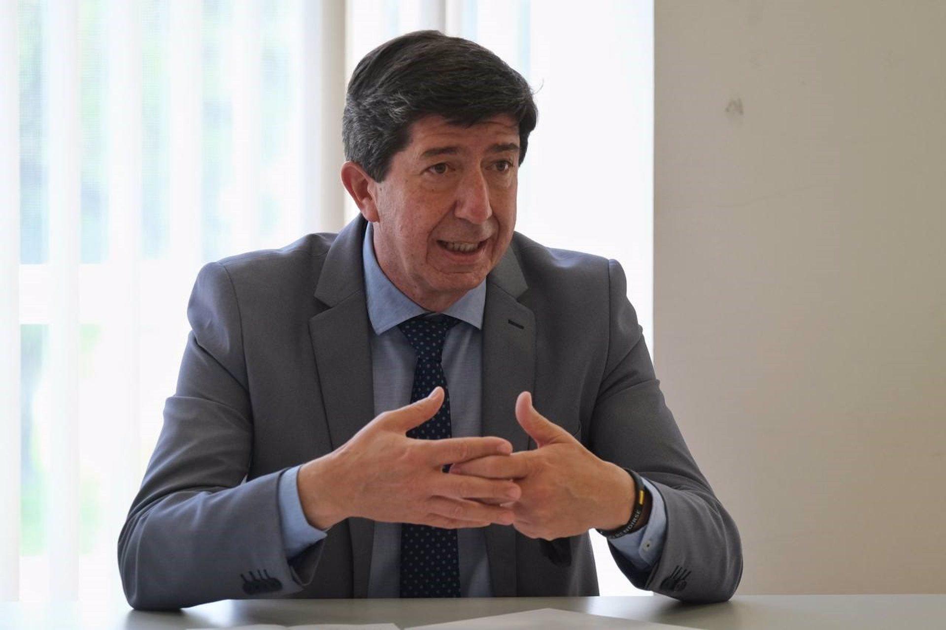 Marín anuncia la expulsión de Salvador y Huertas de Cs e insta al PSOE a cumplir el pacto antitransfuguismo