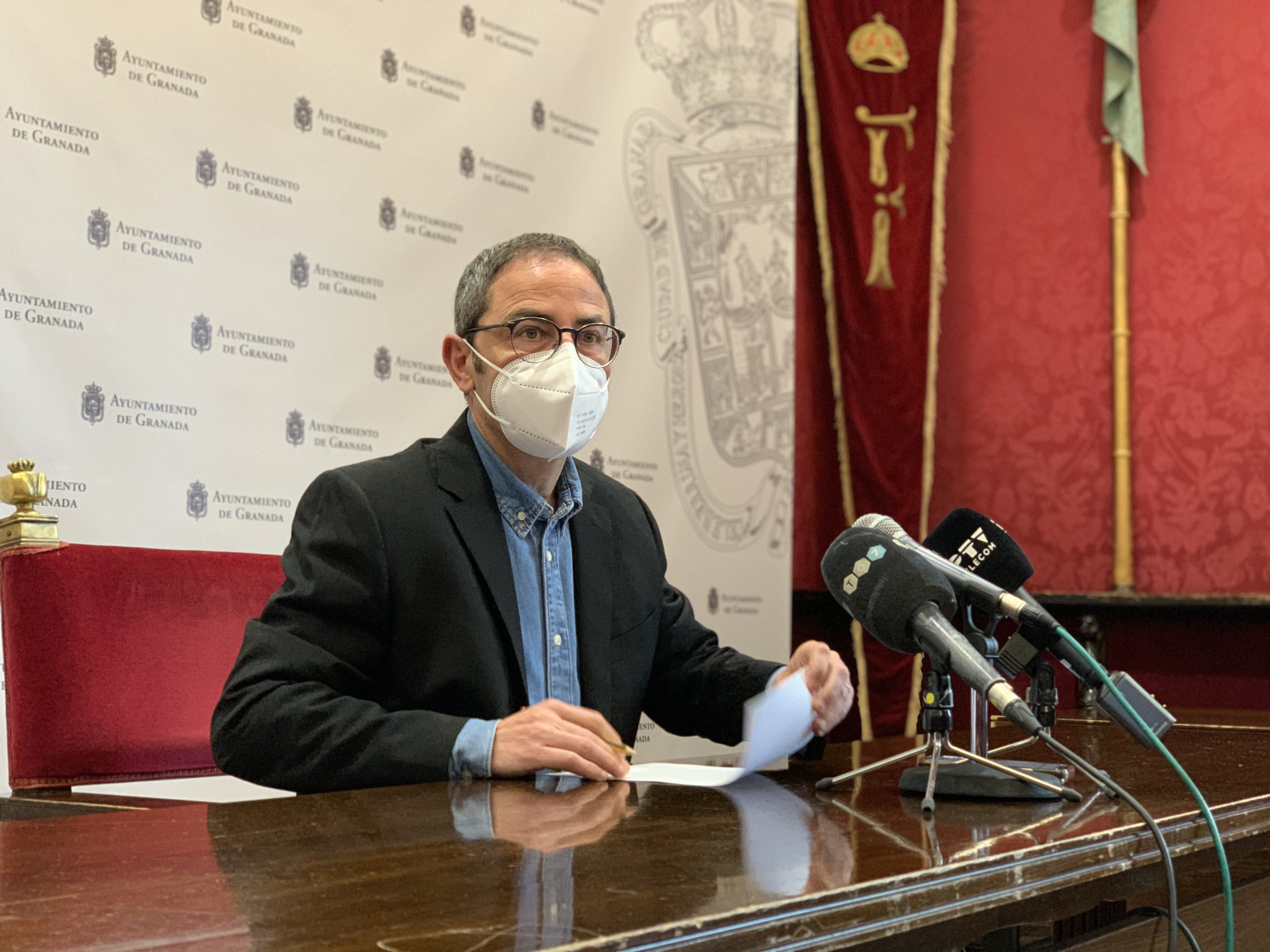 El PSOE alerta del peligro de perder los fondos EDUSI tras la advertencia del Gobierno