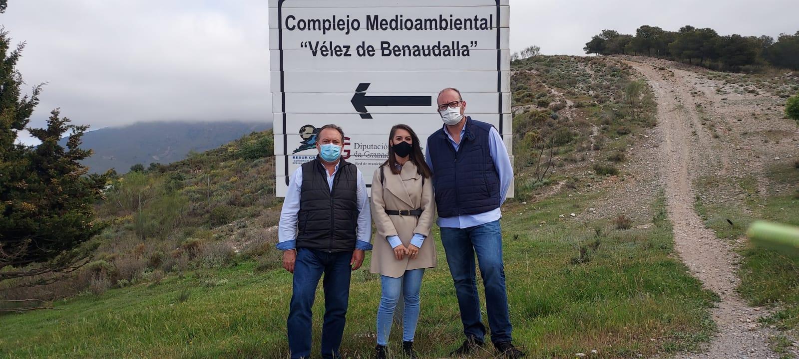 El PP propone un convenio entre de Vélez de Benaudalla y Diputación por la planta de residuos