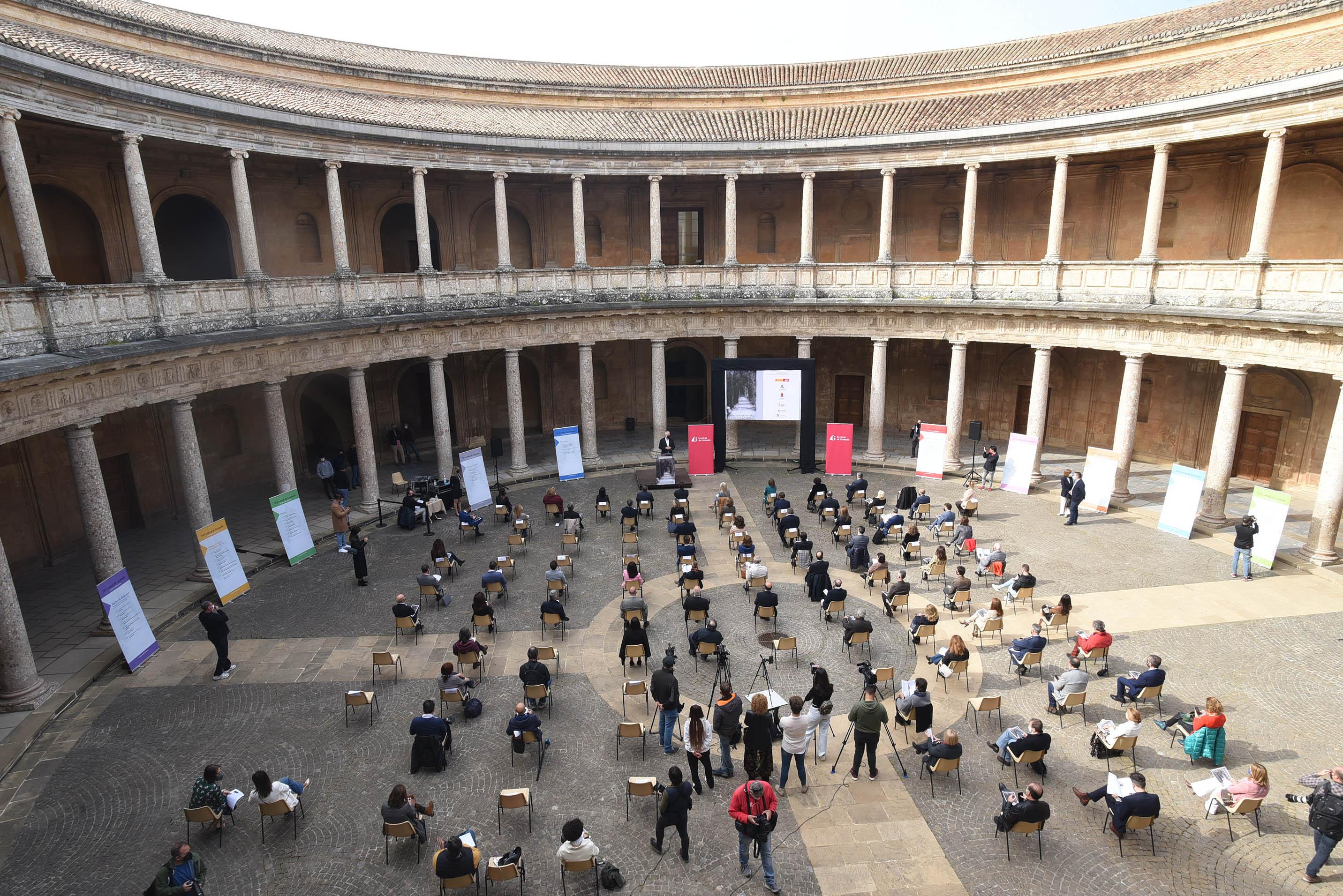 Diputación llevará a los municipios de la provincia siete espectáculos del FEX