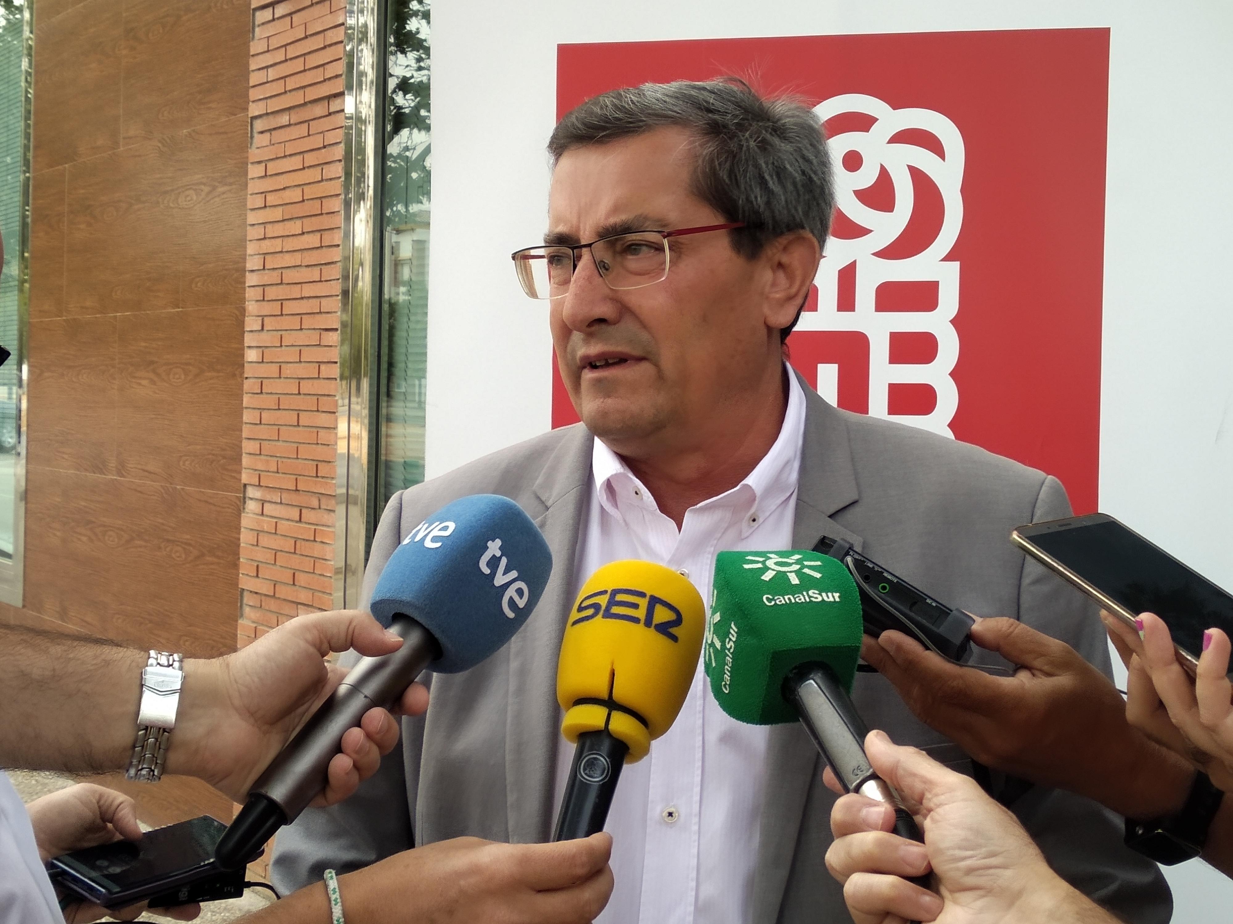 """Entrena subraya la creación de empleo como """"objetivo fundamental para garantizar la recuperación en la provincia"""""""
