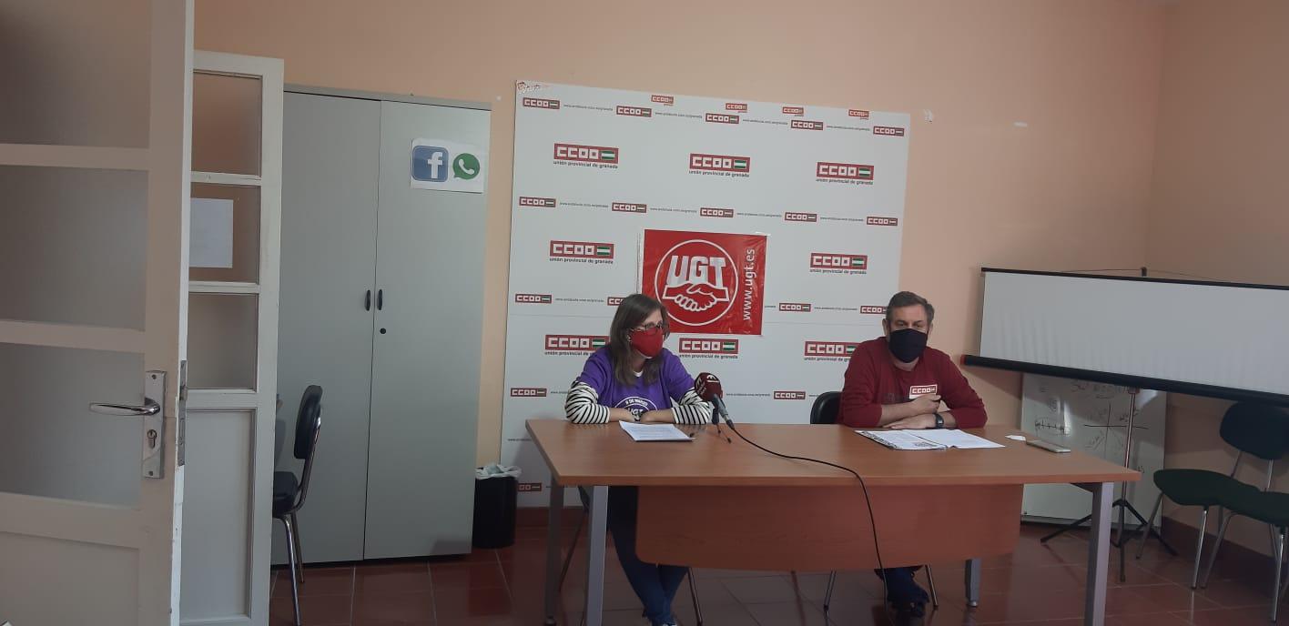 UGT y CCOO vuelven a las calles de Motril este 1º de Mayo