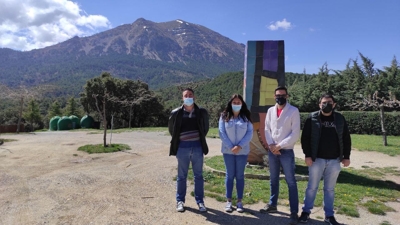 Podemos Granada pide que se incluya la Sierra de la Sagra en la Red de Parques Naturales