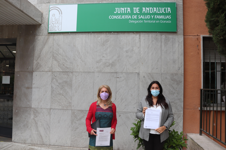 Podemos Granada exige vacunación inmediata para las personas con discapacidad de grado dos