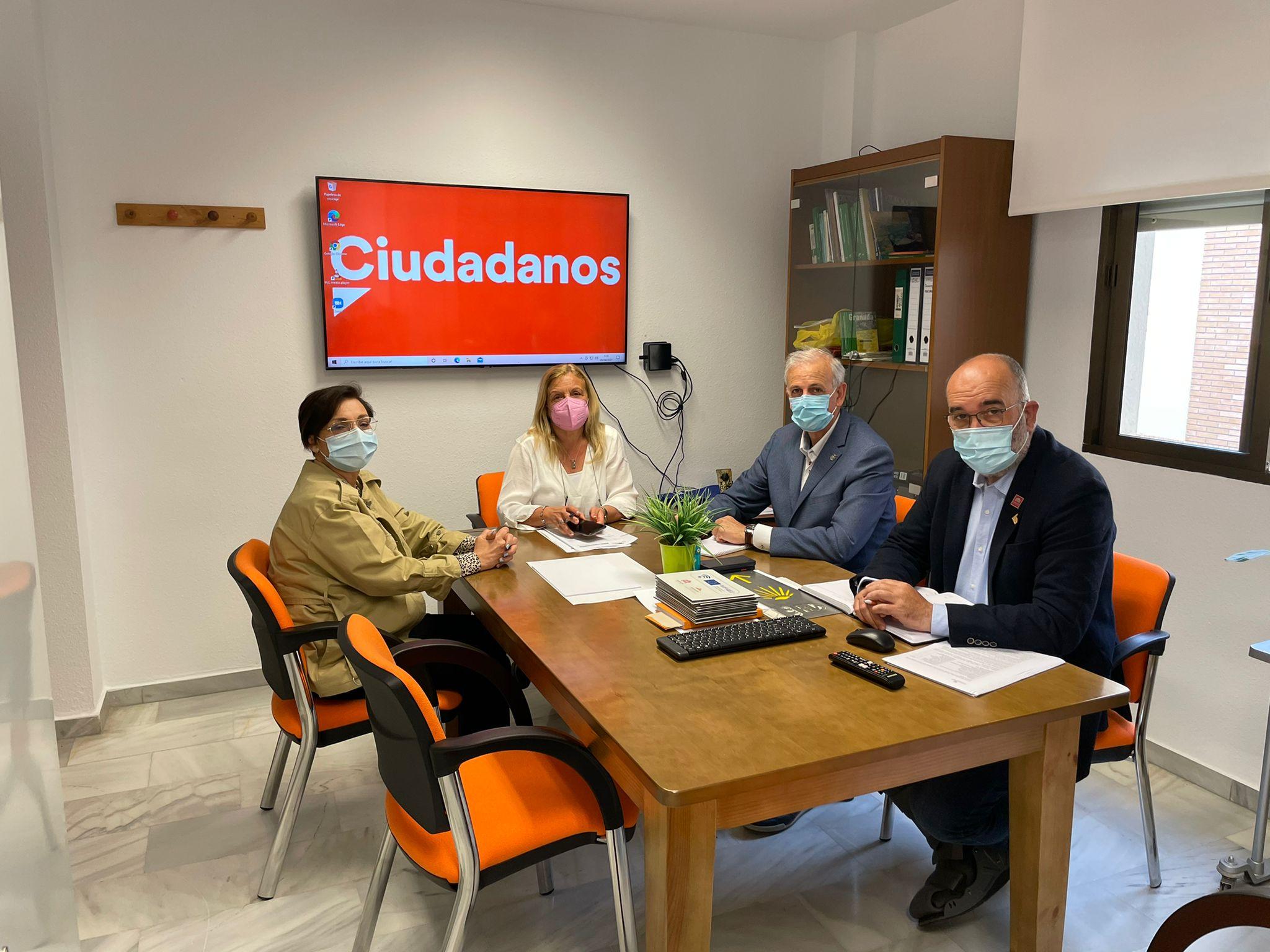 """Ciudadanos alaba al Gobierno andaluz por apostar por Albolote con la demandada ampliación del Centro de Salud"""""""