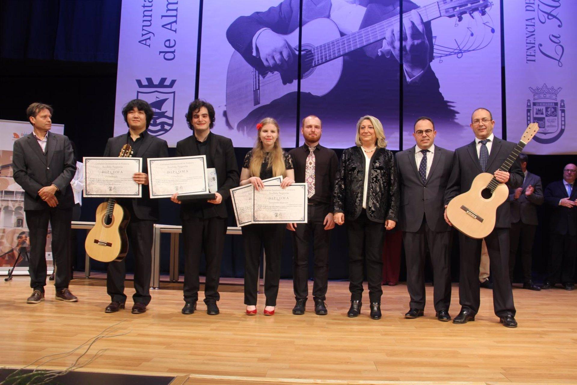Aplazado hasta noviembre el XXXVI Certamen Internacional de Guitarra Clásica Andrés Segovia