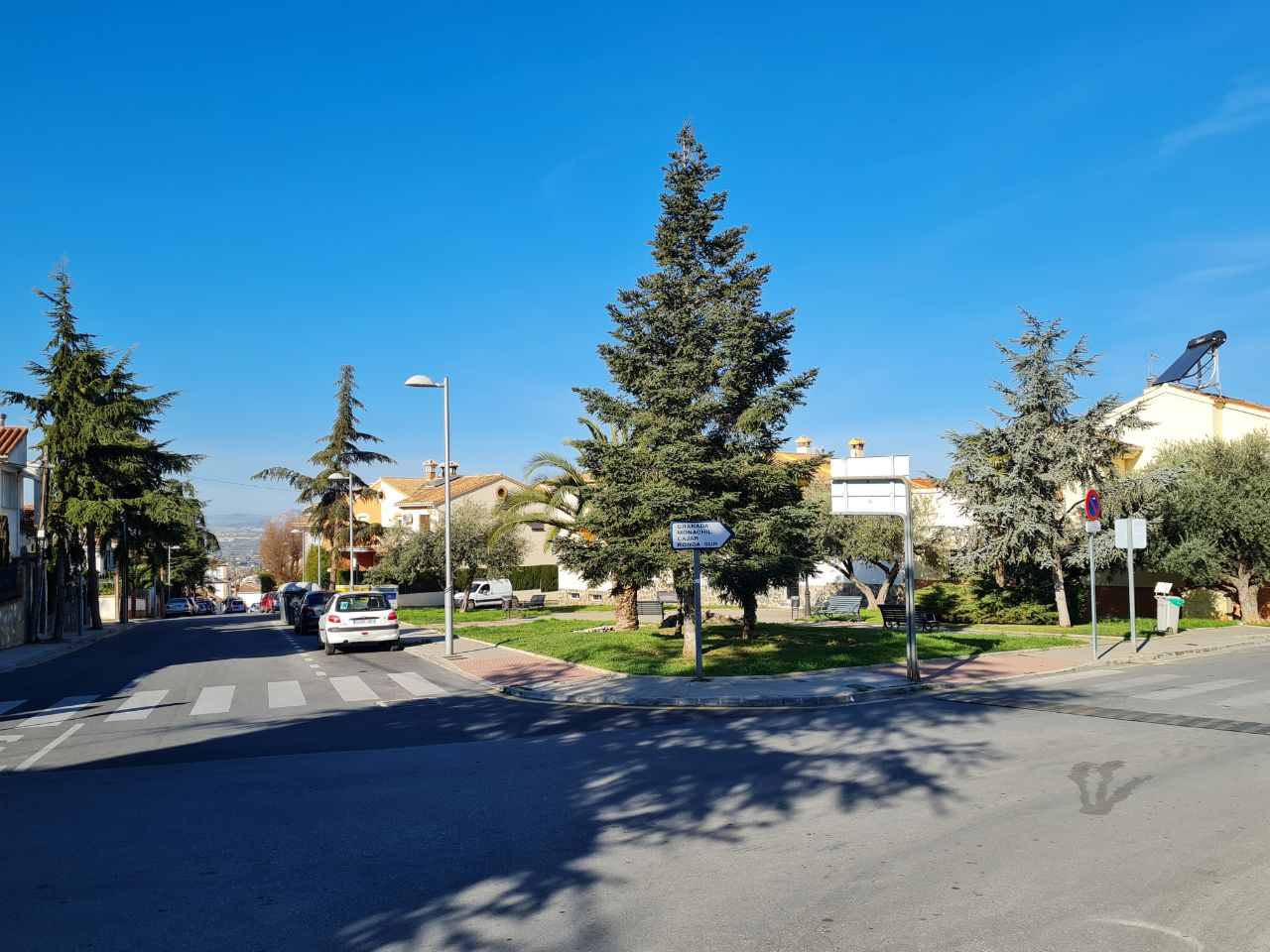 IU Huétor Vega plantea aumentar el arbolado en las zonas urbanas del municipio