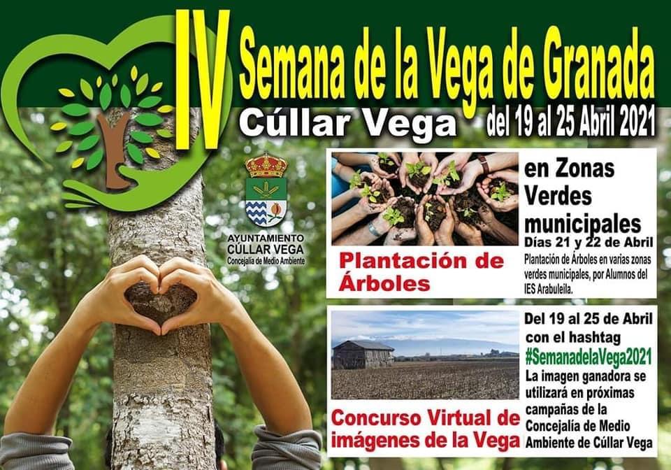Cúllar Vega organiza un concurso para que sus vecinos fotografíen los paisajes, la flora y la fauna de la Vega