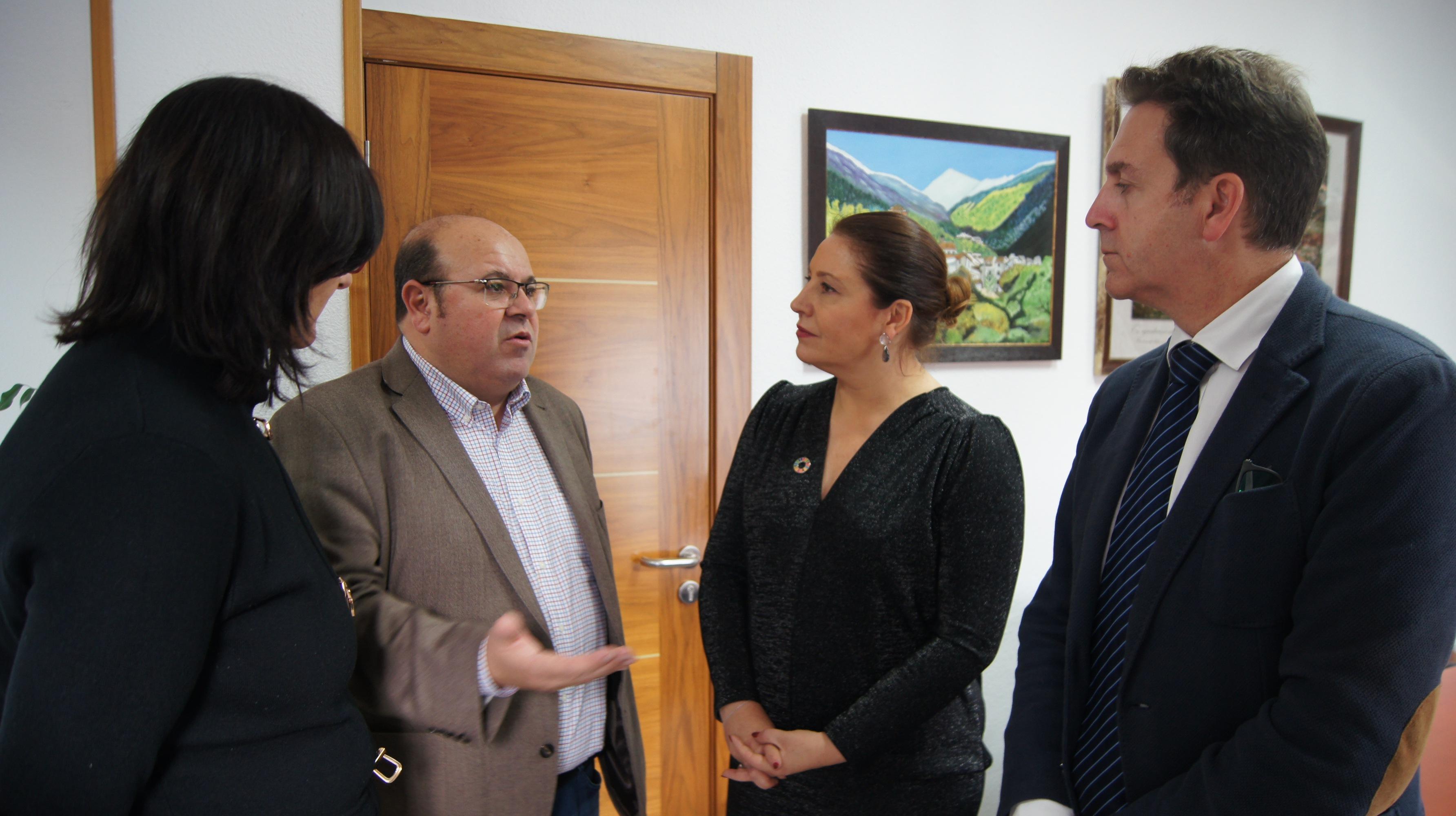 La Junta destina 129.181 euros a la redacción del proyecto de la depuradora de Canales