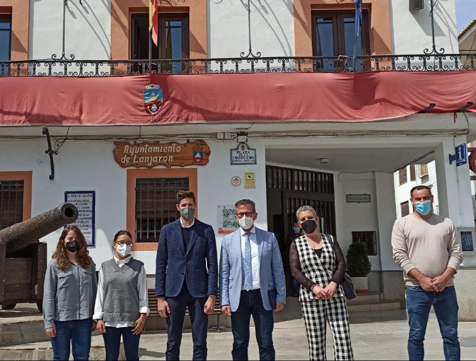 La declaración de Municipio Turístico de Andalucía supondrá un revulsivo para Lanjarón, según la Junta