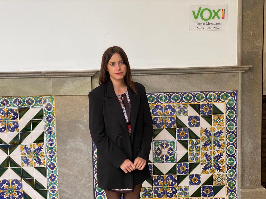 VOX pide que los clubes de fútbol base de Granada no paguen las tasas de algo que no han disfrutado