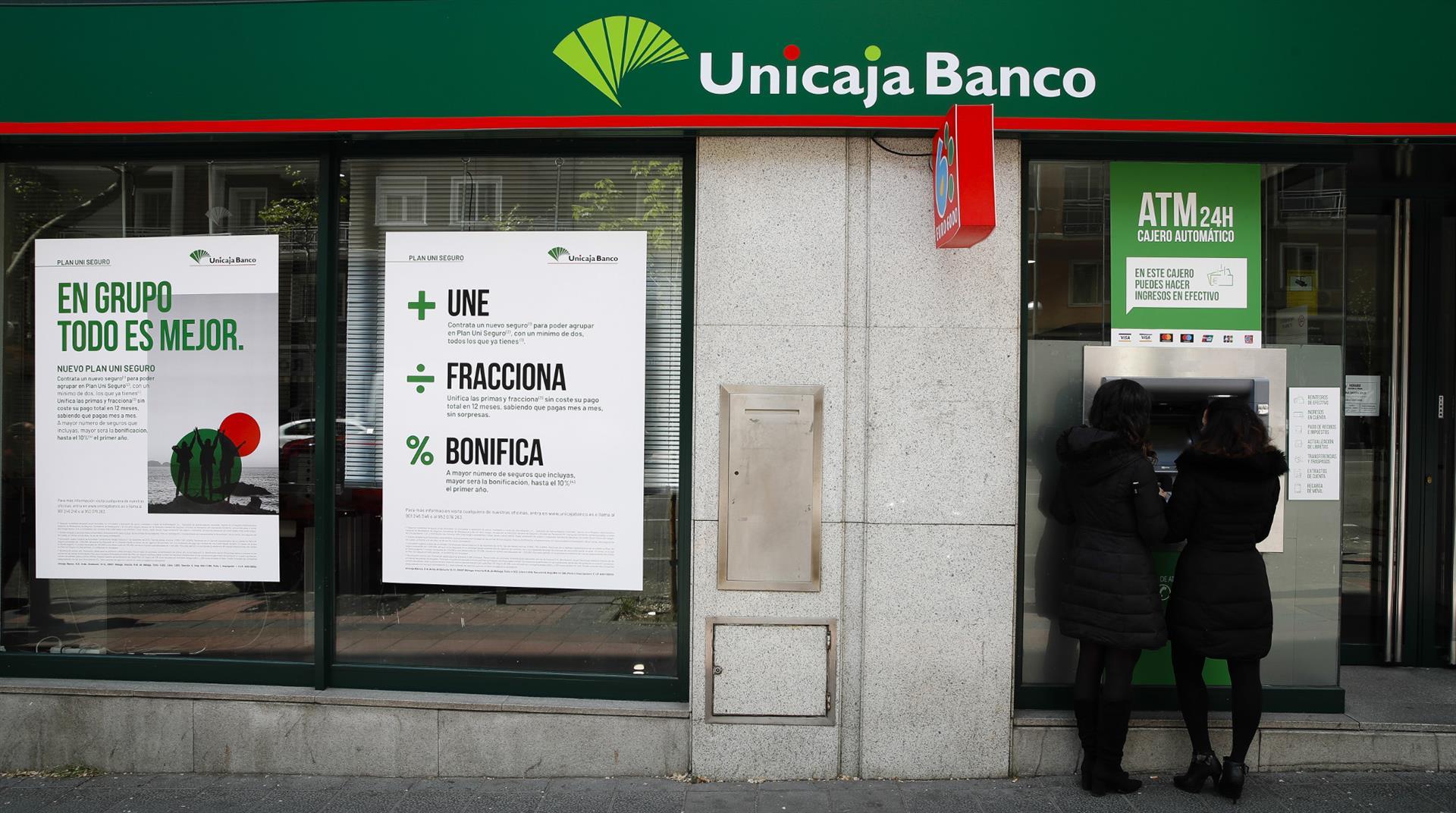 Unicaja Banco prevé una subida del PIB en todas las provincias de más del 3,9%, especialmente en Málaga, Granada y Cádiz