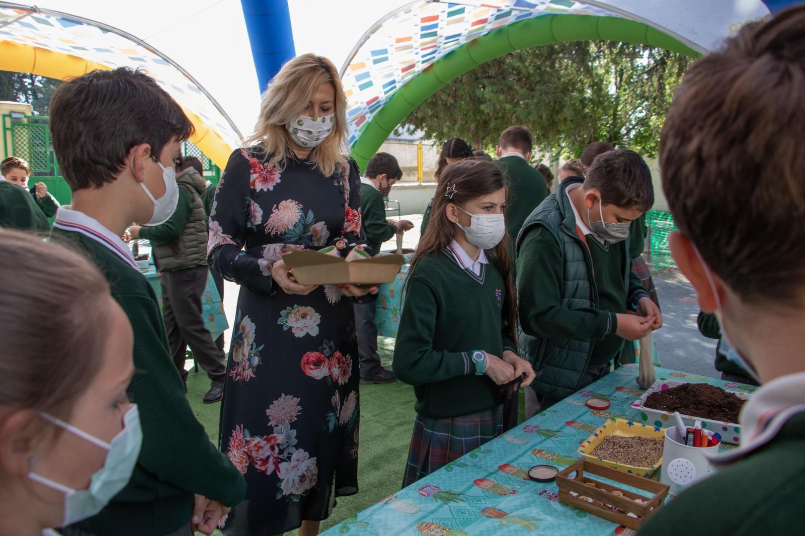 La IV Semana de la Vega se celebra en Granada con actividades de concienciación sobre el cuidado del entorno y la naturaleza
