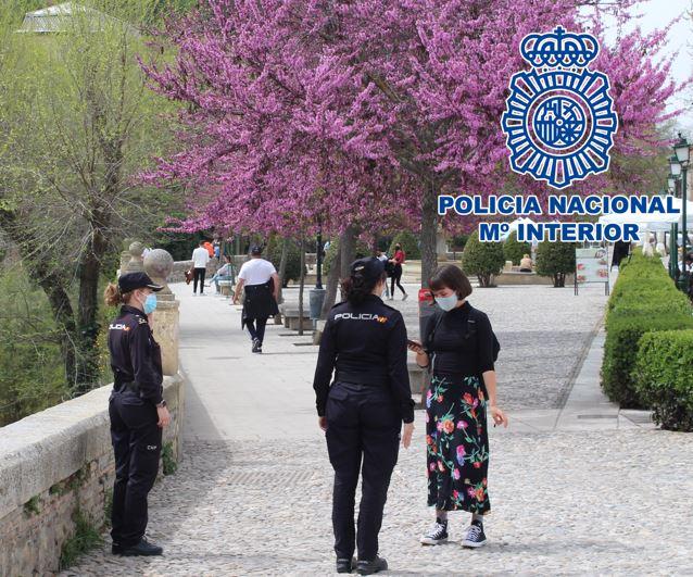 Detienen a un activo atracador y asaltante de domicilios que actuaba por toda Granada