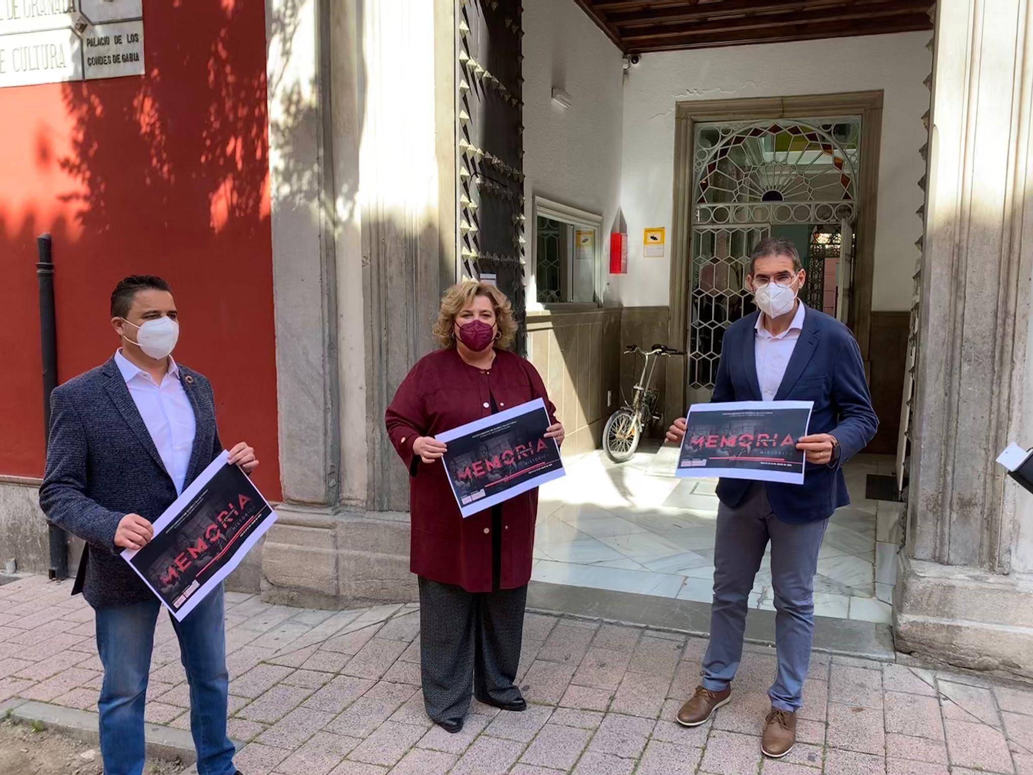 Íllora presenta sus IV Jornadas de Memoria Histórica