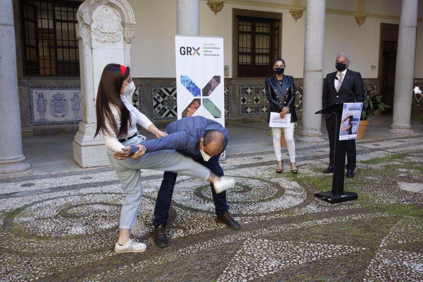 El Ayuntamiento organiza cursos de defensa personal para mujeres