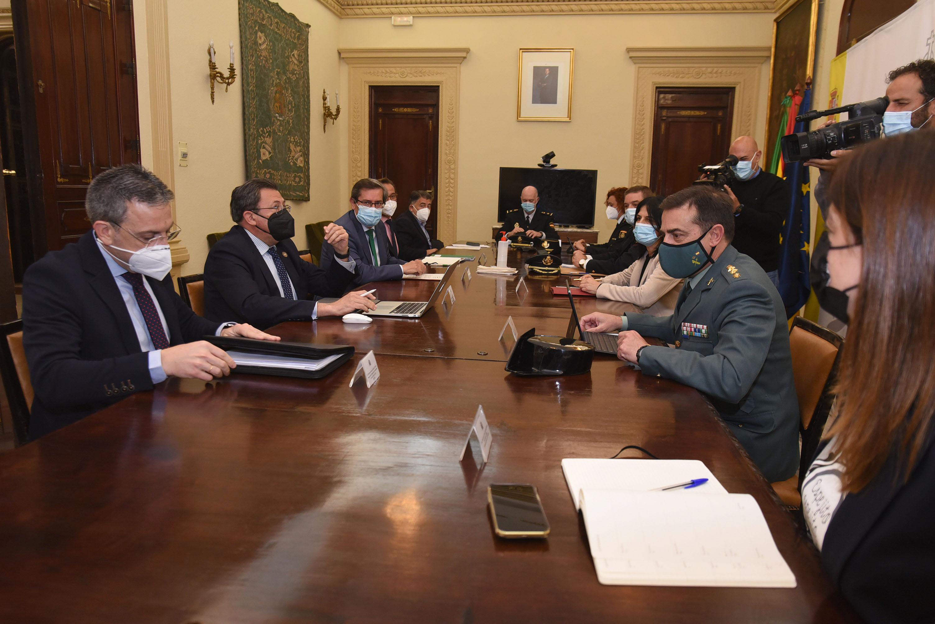 Diputación se incorpora a la comisión de seguimiento de los cortes de luz