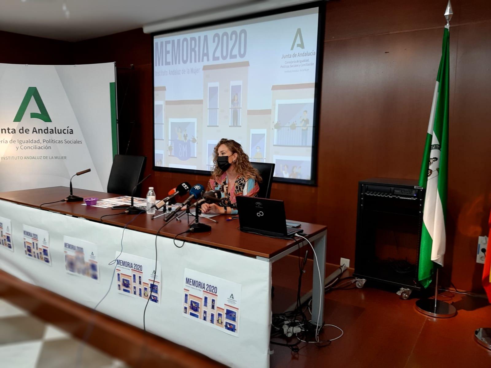El IAM atendió 9.108 consultas sobre violencia de género en Granada, el doble que en 2019