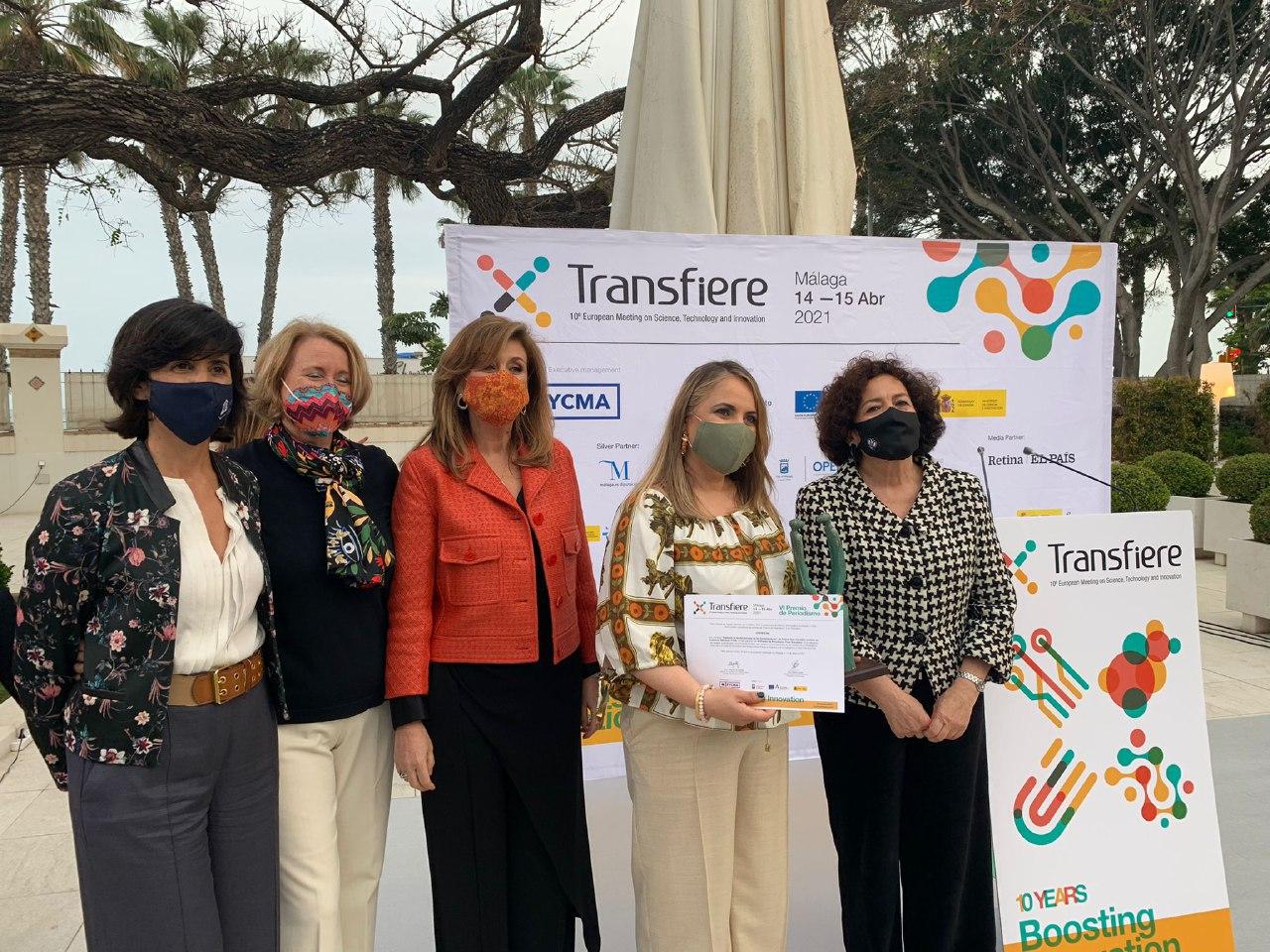 La Universidad de Granada, presente en la X edición del Foro Transfiere