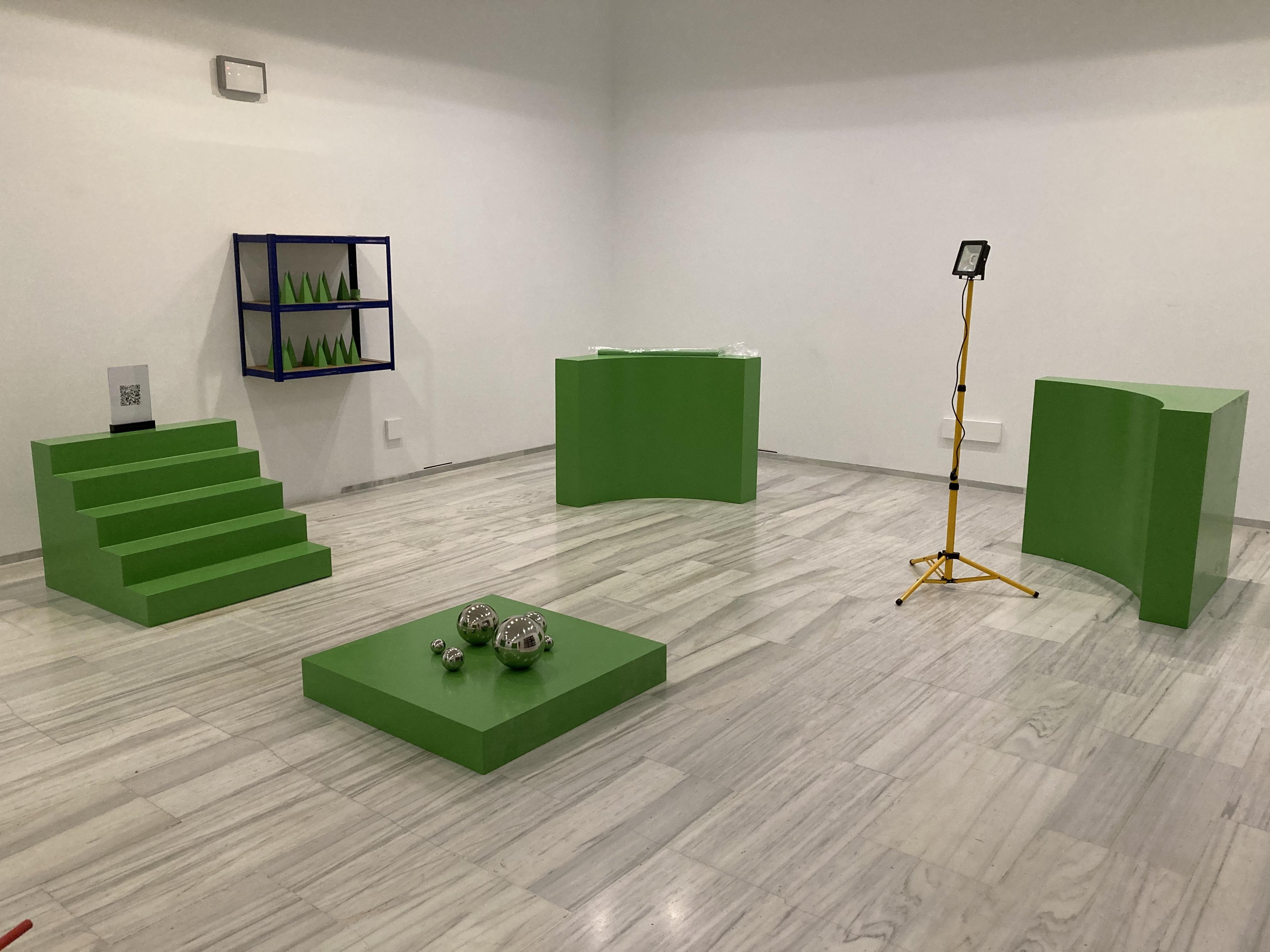 La Madraza abre el jueves 'Virtual PlaygroundTM', una muestra del artista especializado en medios digitales Fran Pérez Rus
