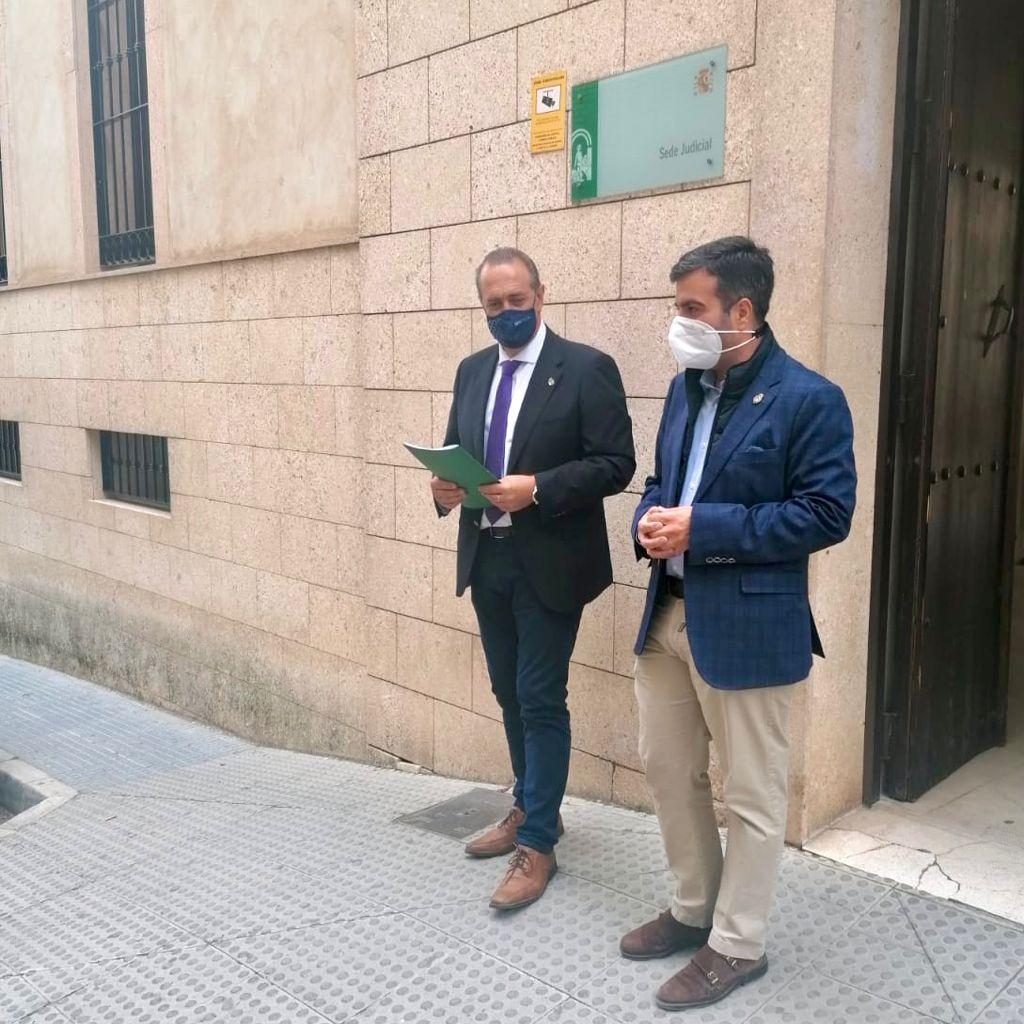 Justicia arranca su Plan de Reactivación por el Covid en uno de los juzgados de Loja