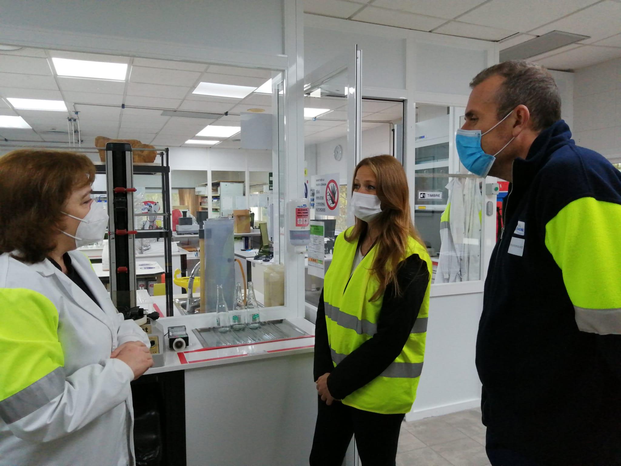 Aguas de Lanjarón renueva el permiso de aprovechamiento por otros 25 años