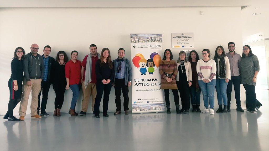 Investigadores de la UGR estudian los beneficios para la salud cerebral del aprendizaje de idiomas